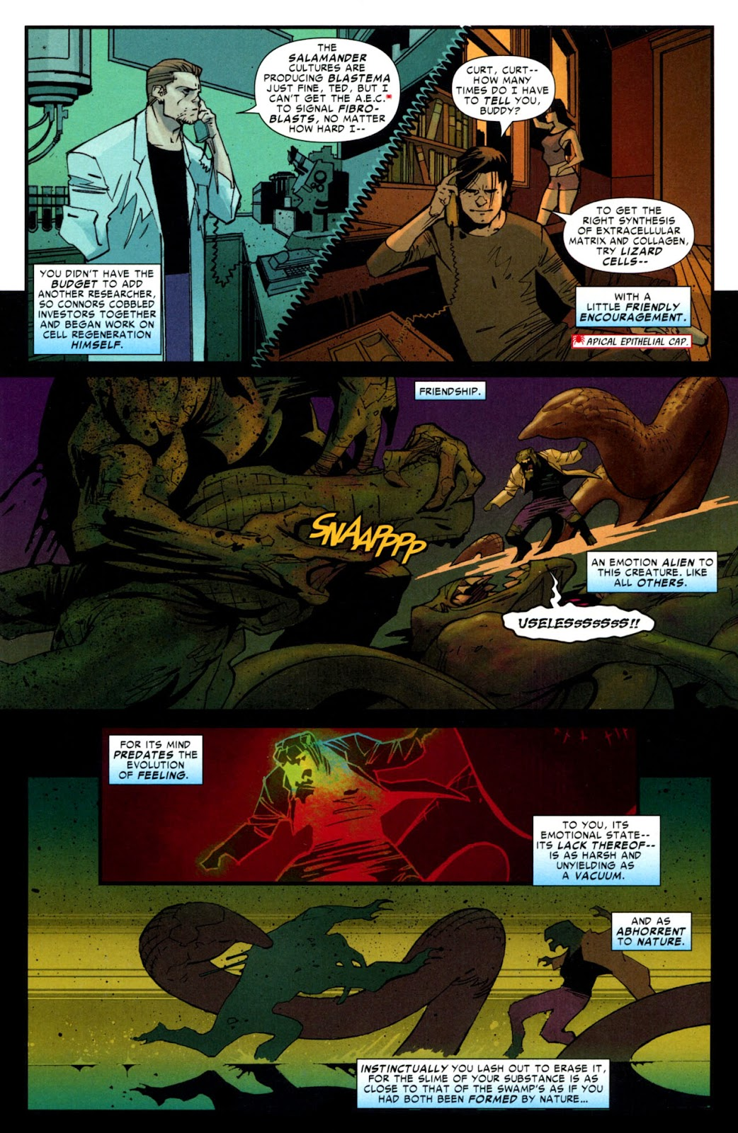 Web of Spider-Man (2009) Issue #6 #6 - English 10