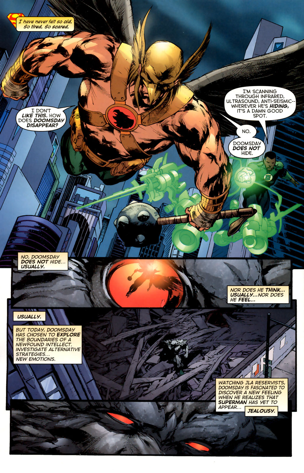 Action Comics (1938) 824 Page 9