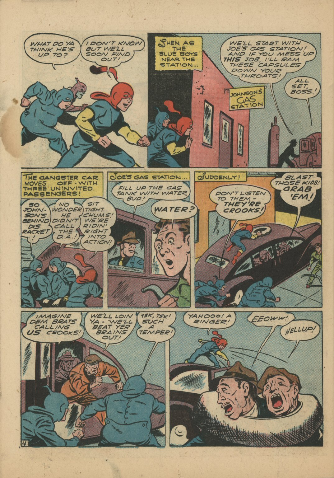 Read online Sensation (Mystery) Comics comic -  Issue #21 - 44