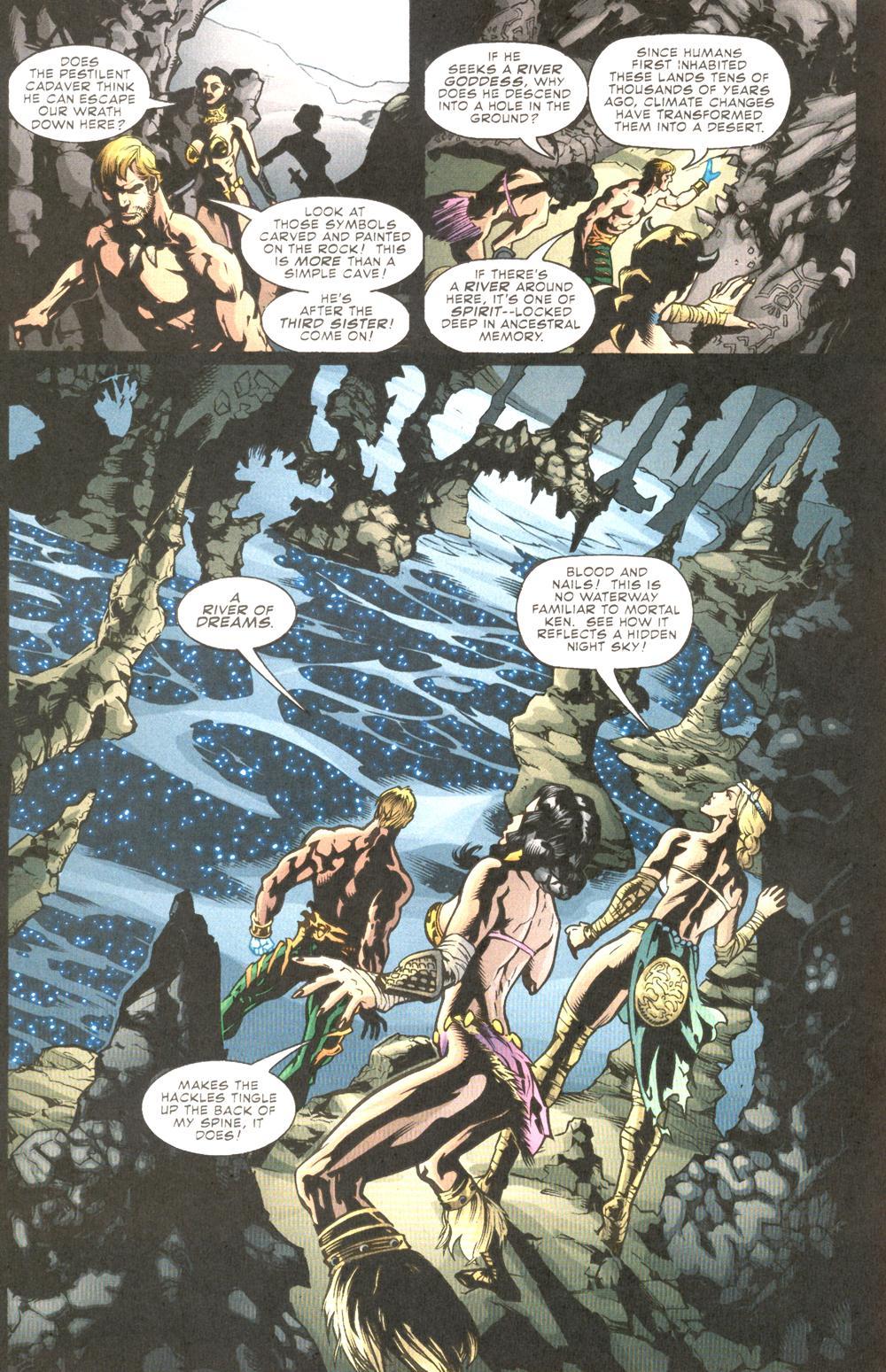 Read online Aquaman (2003) comic -  Issue #10 - 8