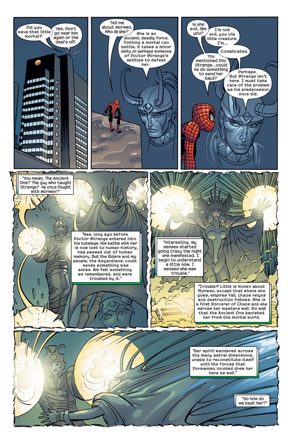 The Amazing Spider-Man (1963) 503 Page 20