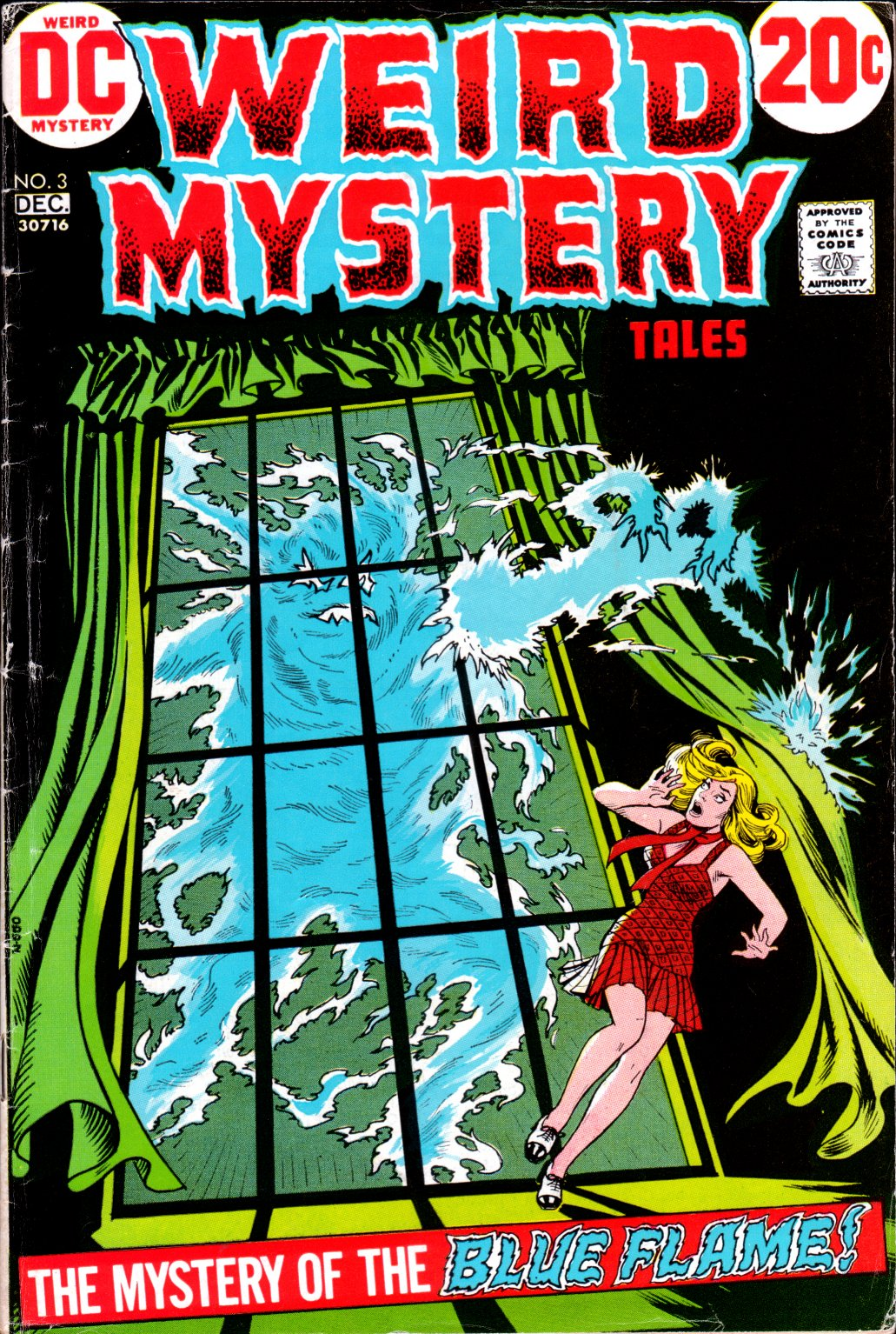Weird Mystery Tales issue 3 - Page 1