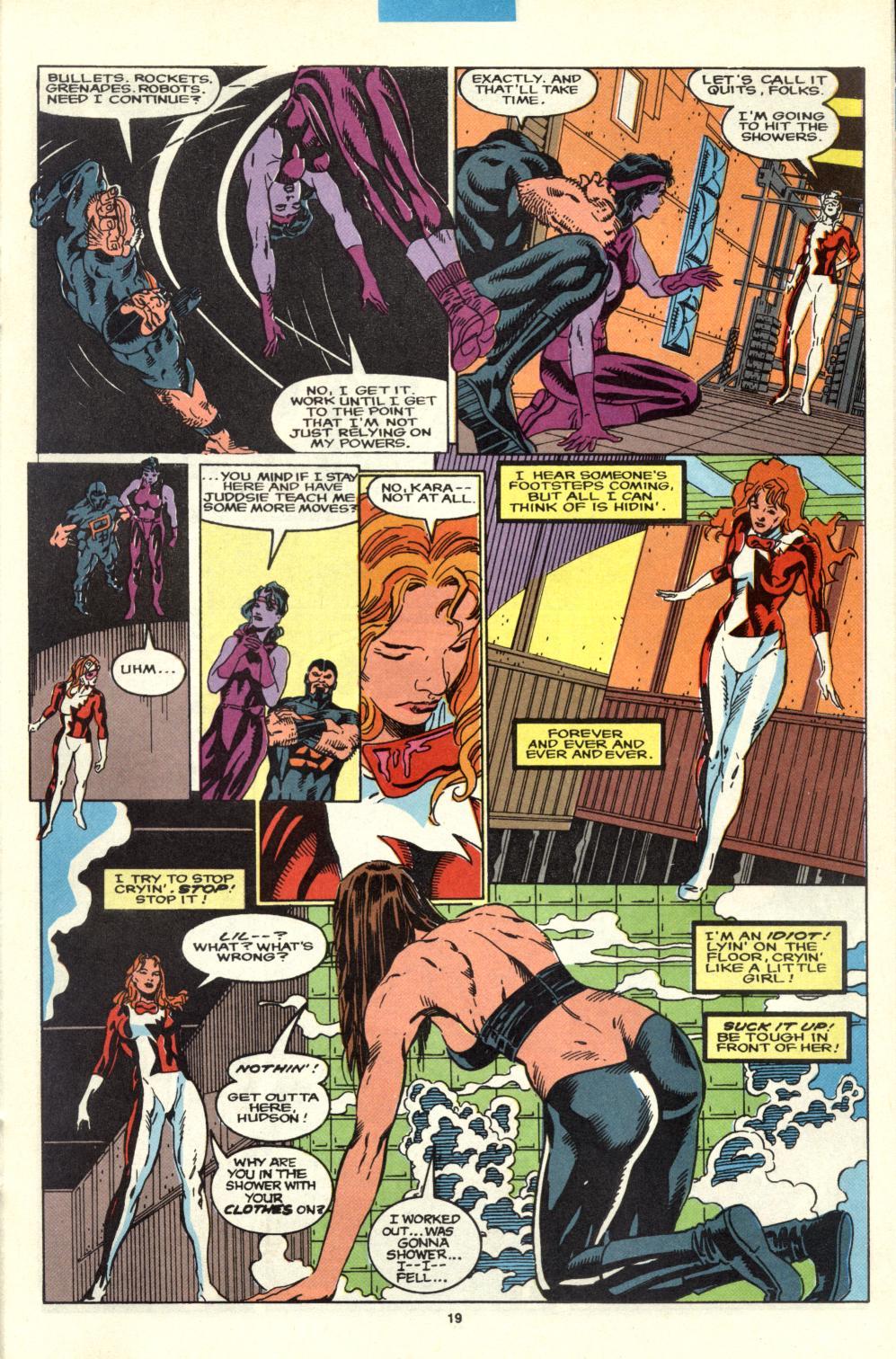 Read online Alpha Flight (1983) comic -  Issue #95 - 15
