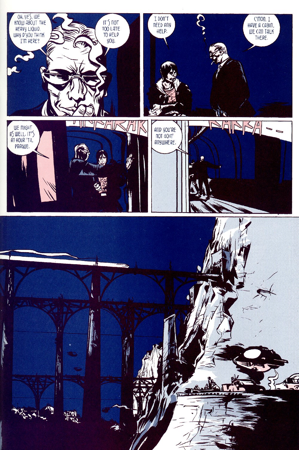 Heavy Liquid issue 5 - Page 19