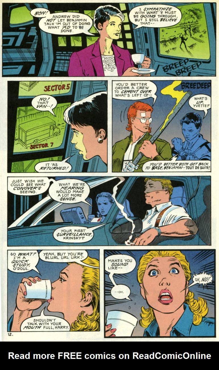 Read online Gunfire comic -  Issue #3 - 16