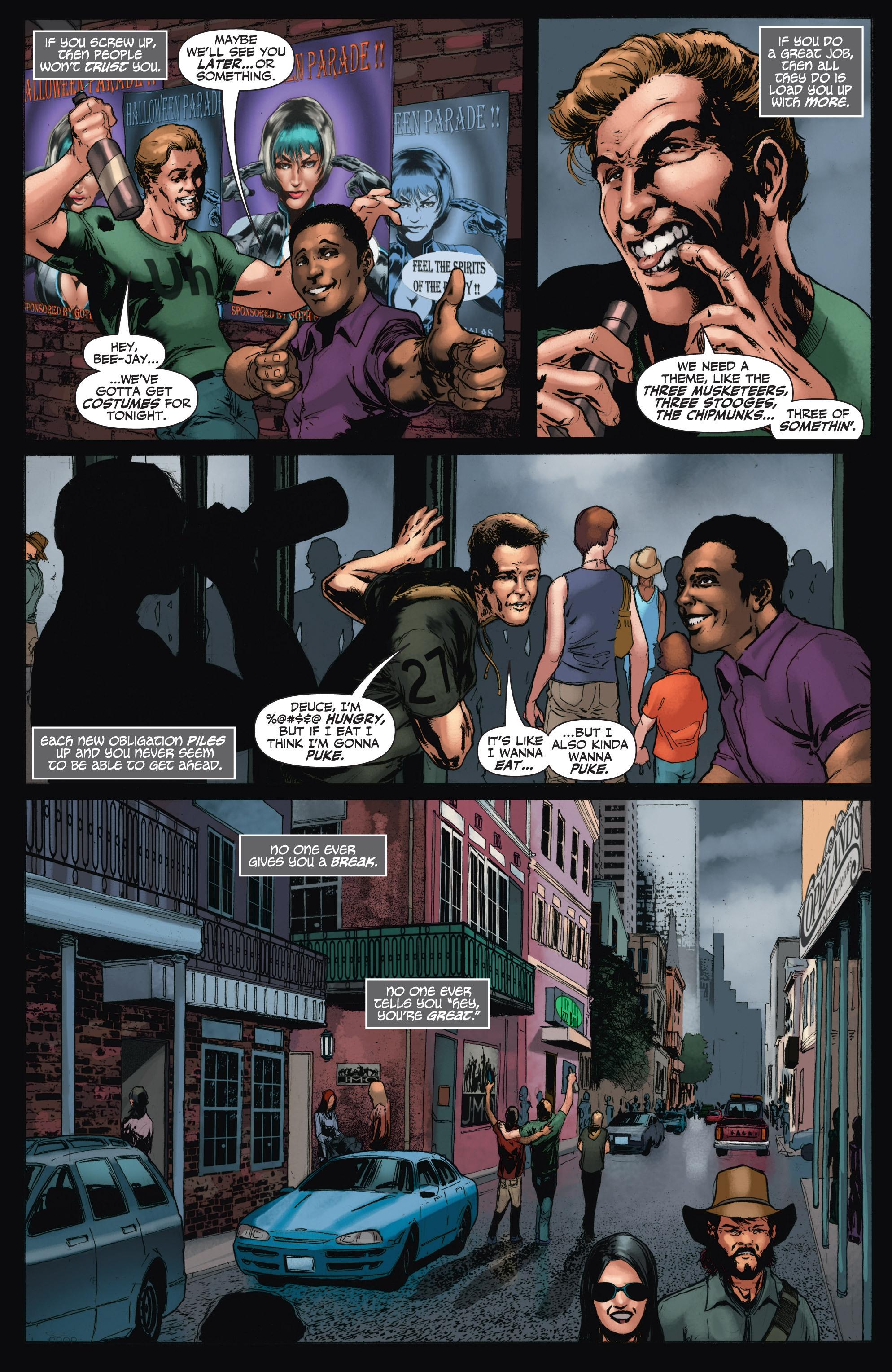 Read online Shadowman (2012) comic -  Issue #11 - 4