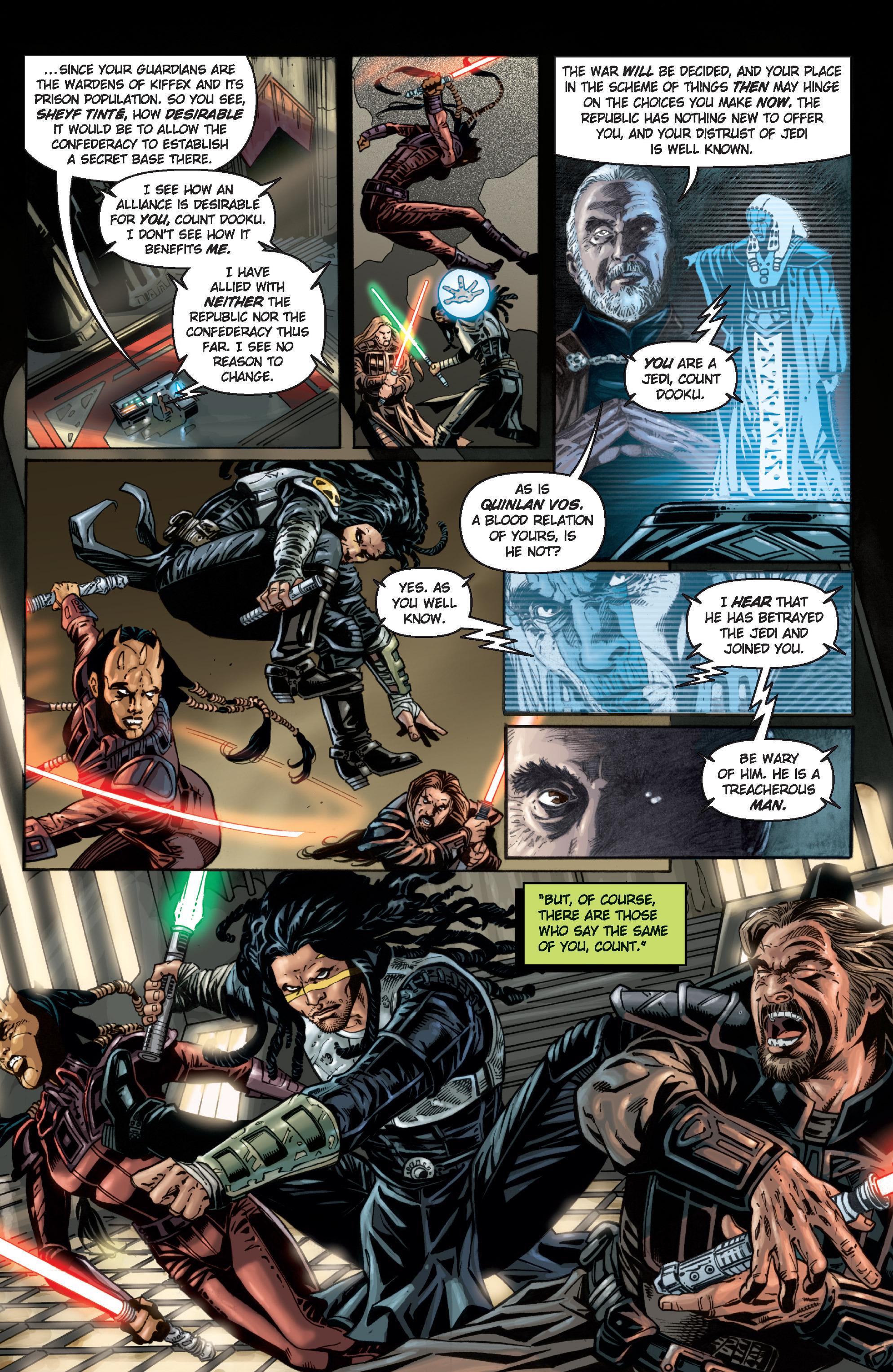 Read online Star Wars Omnibus comic -  Issue # Vol. 24 - 324