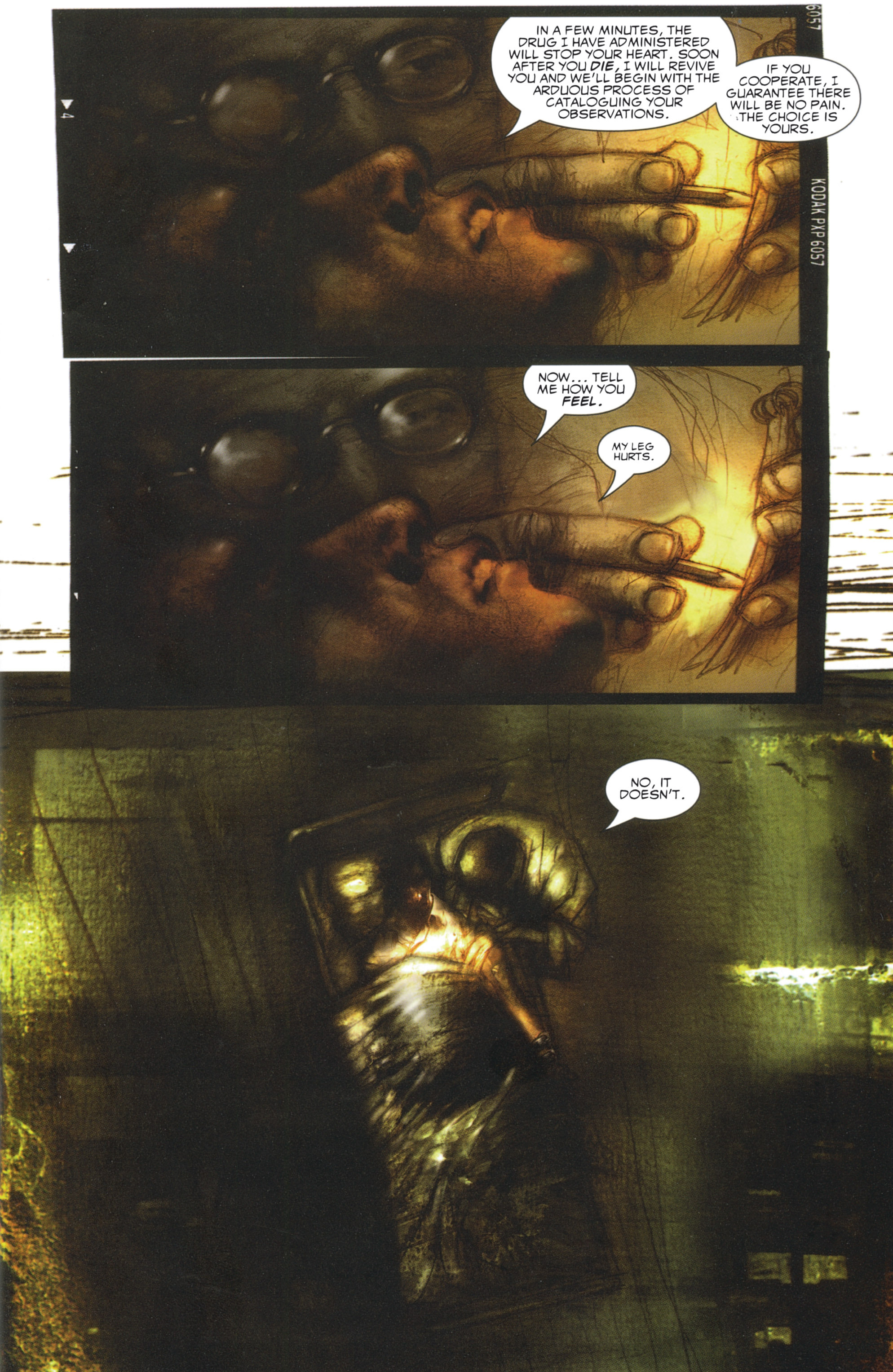 Read online Deadside comic -  Issue #1 - 11