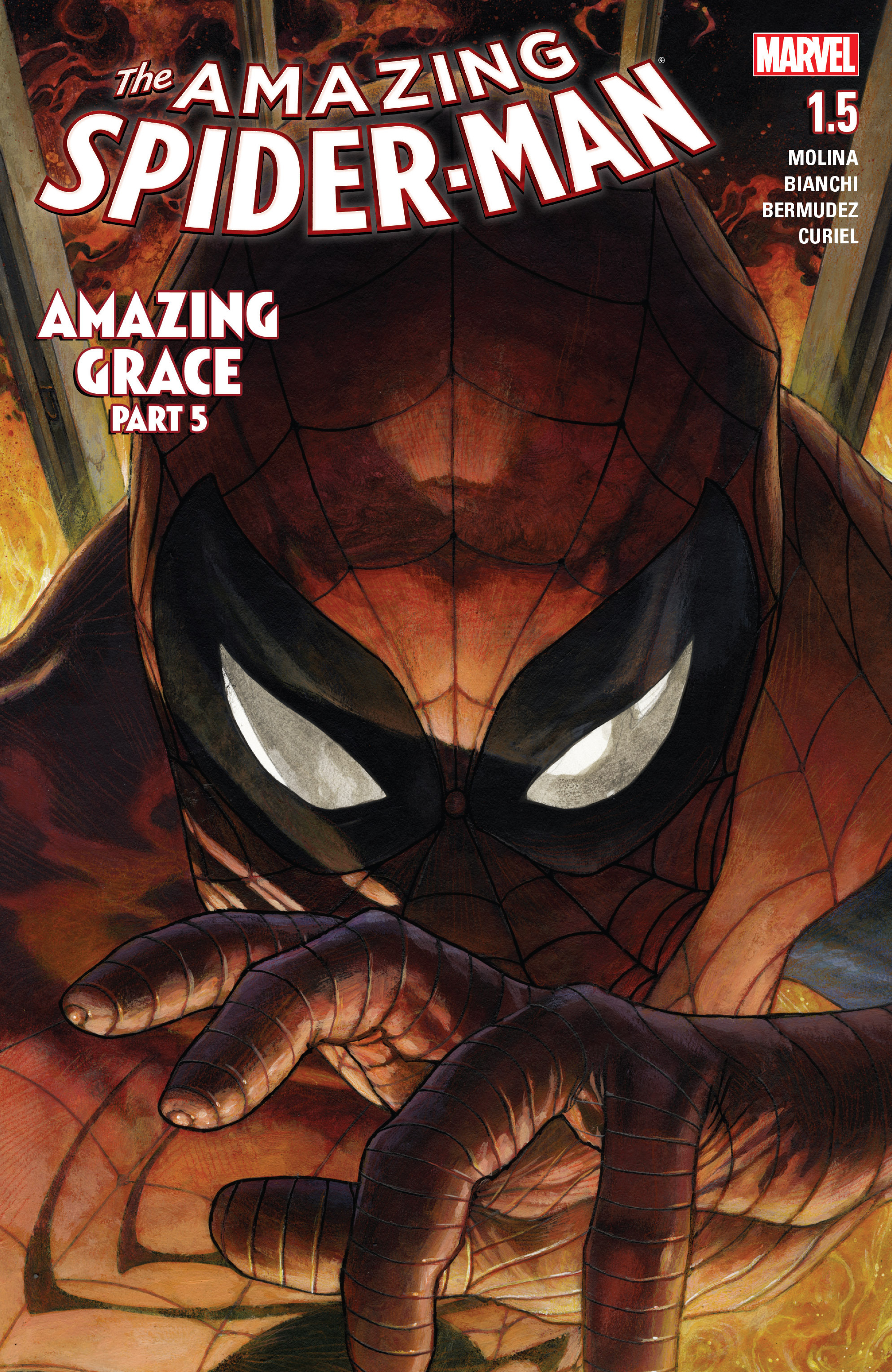 The Amazing Spider-Man (2015) 1.5 Page 1