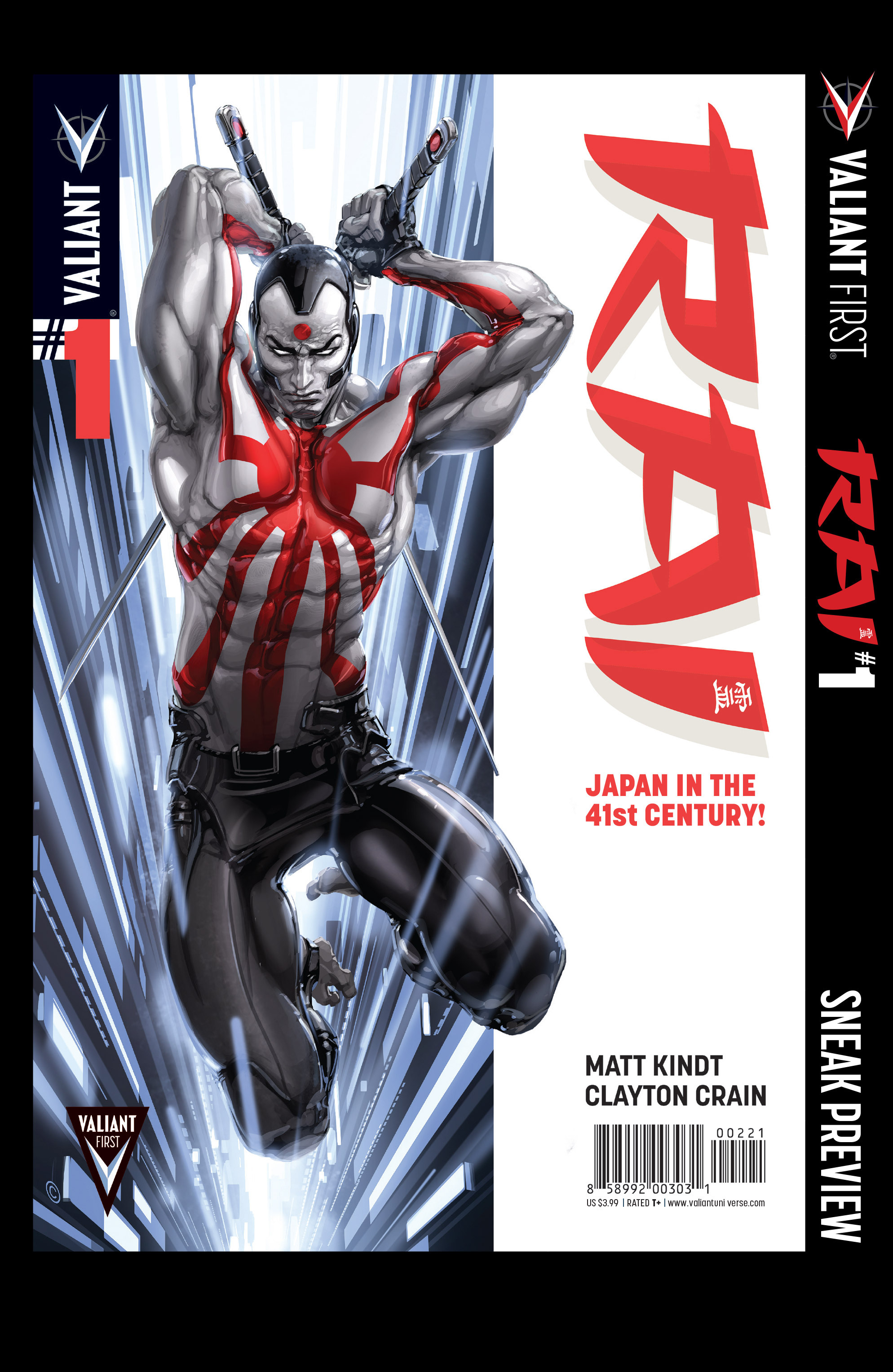 Read online Bloodshot and H.A.R.D.Corps comic -  Issue #20 - 24