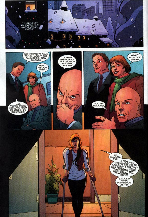 Read online Uncanny X-Men (1963) comic -  Issue # _Annual 2000 - 28