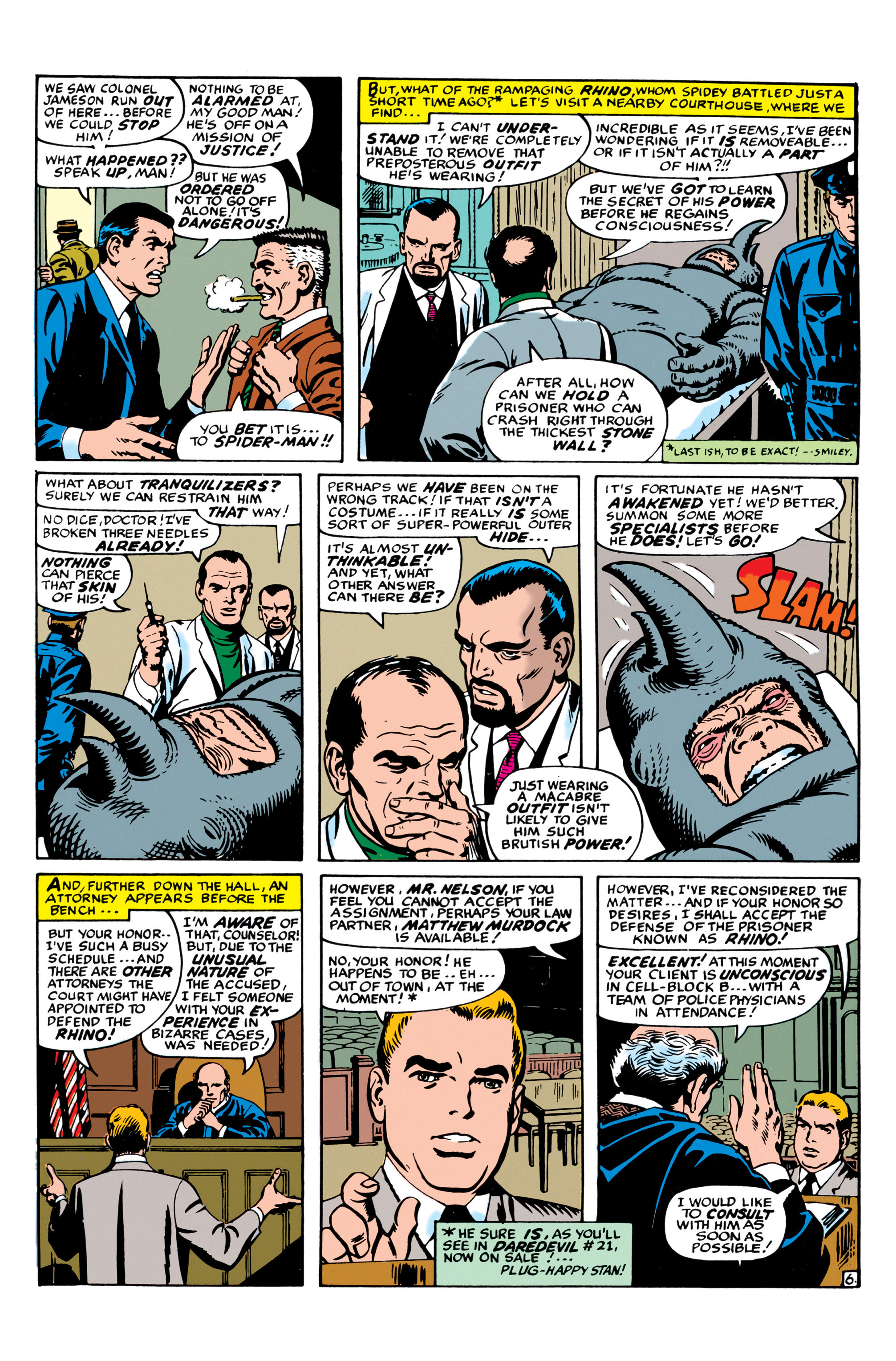 The Amazing Spider-Man (1963) 42 Page 6