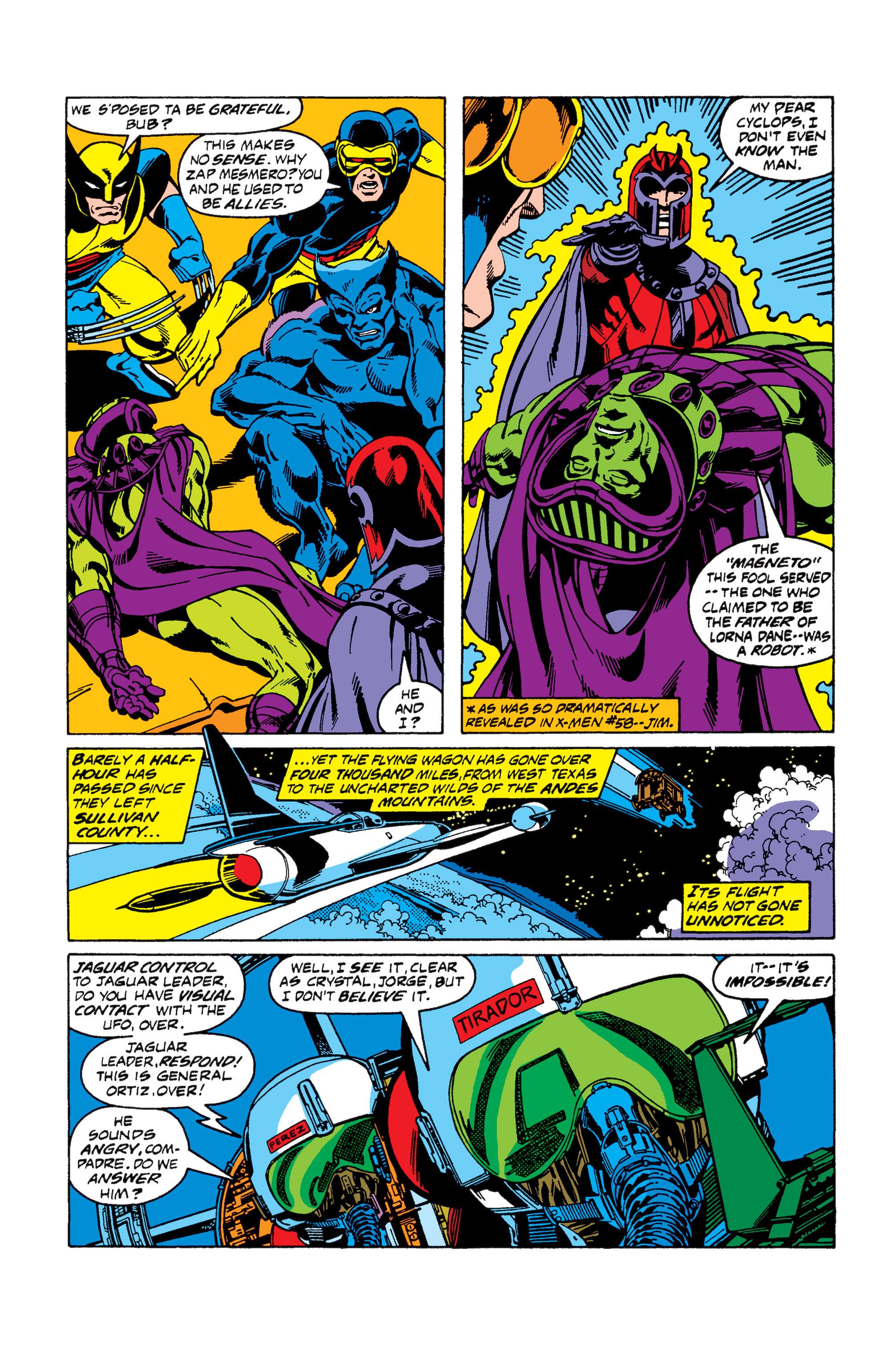 Uncanny X-Men (1963) 112 Page 6