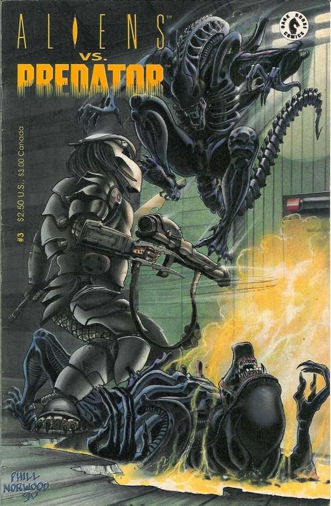 Aliens vs. Predator issue 3 - Page 1