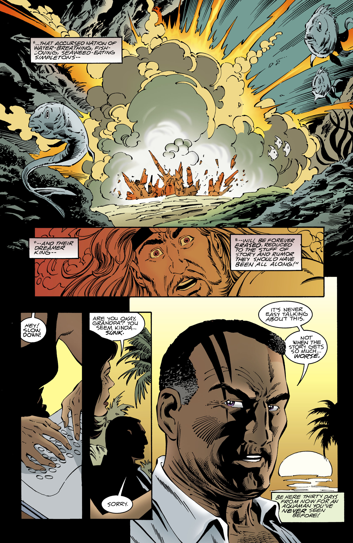 Read online Aquaman (1994) comic -  Issue #63 - 22