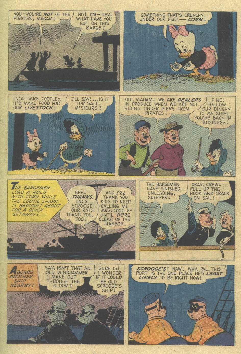 Read online Uncle Scrooge (1953) comic -  Issue #137 - 11