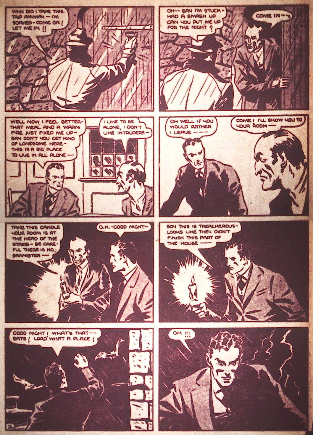 Detective Comics (1937) 22 Page 16