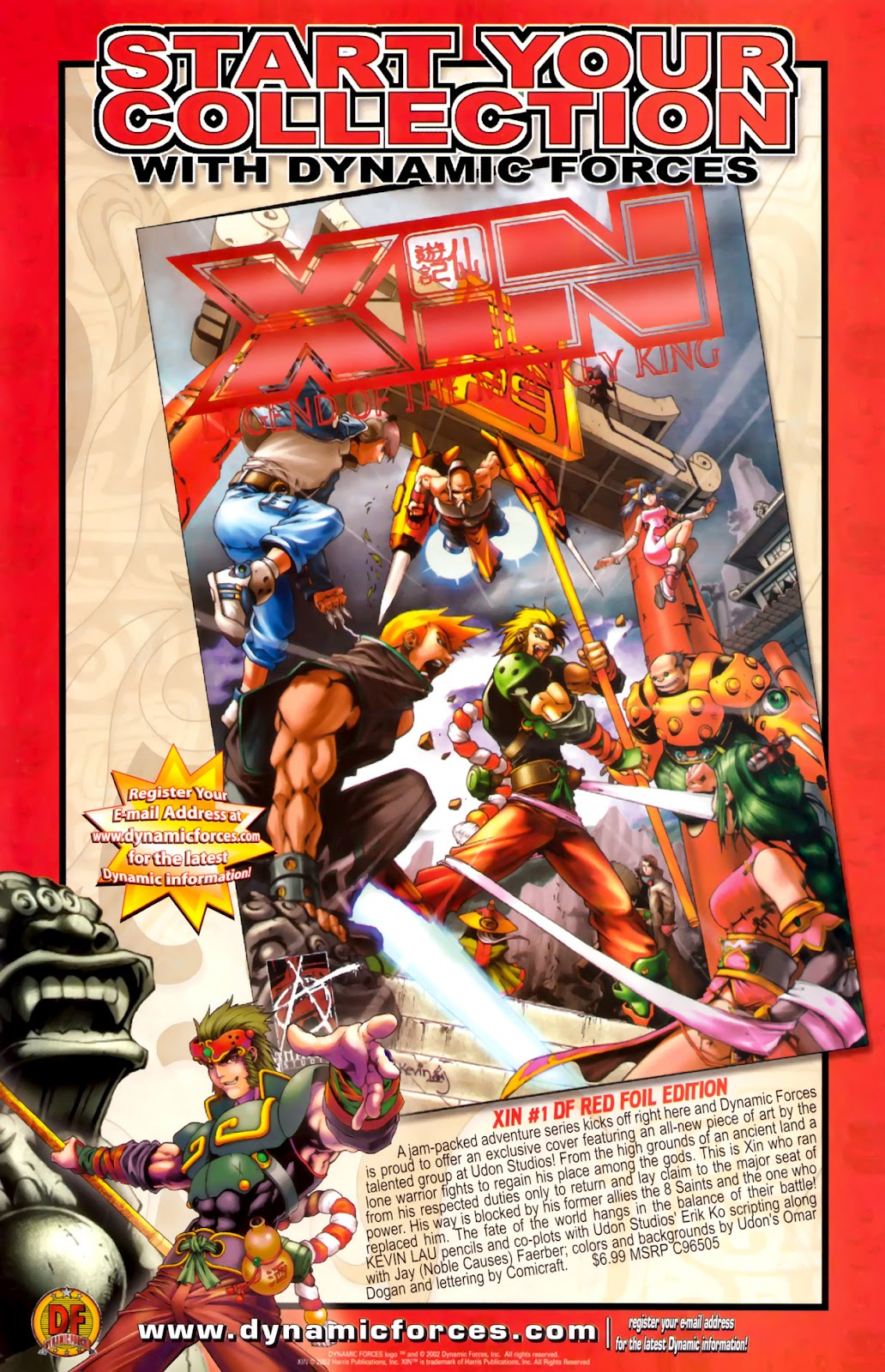 Read online Xin: Journey of the Monkey King comic -  Issue #1 - 28
