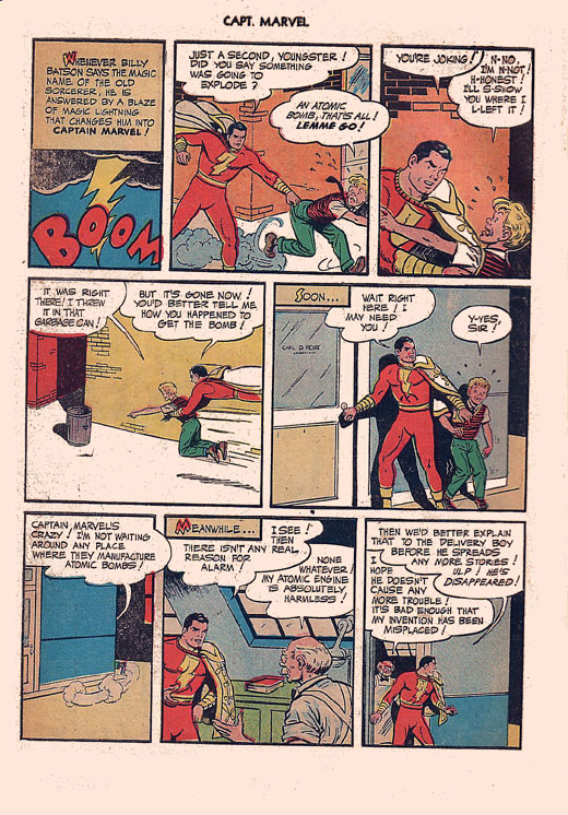 Captain Marvel Adventures issue 89 - Page 5