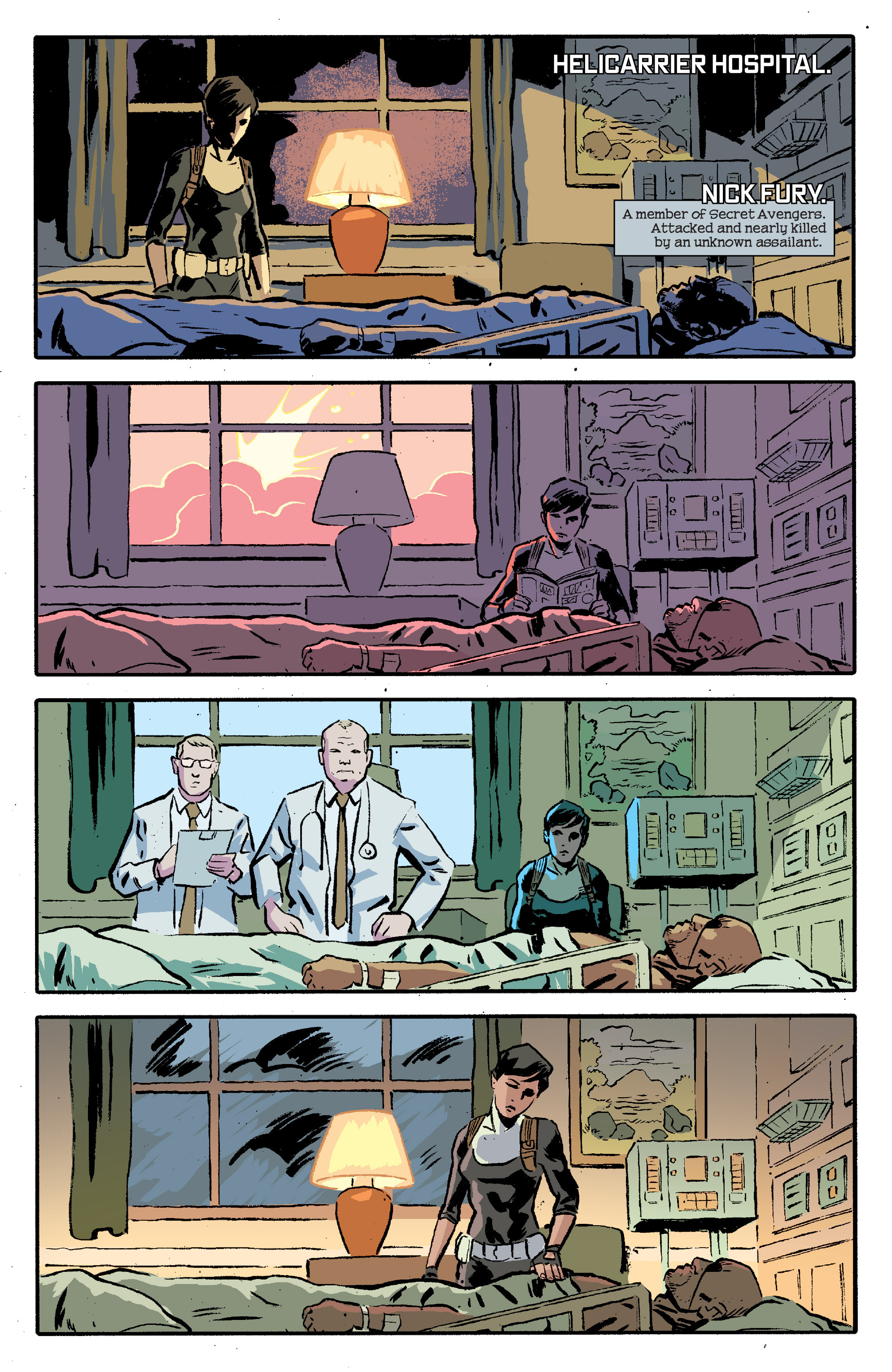 Read online Secret Avengers (2014) comic -  Issue #7 - 11