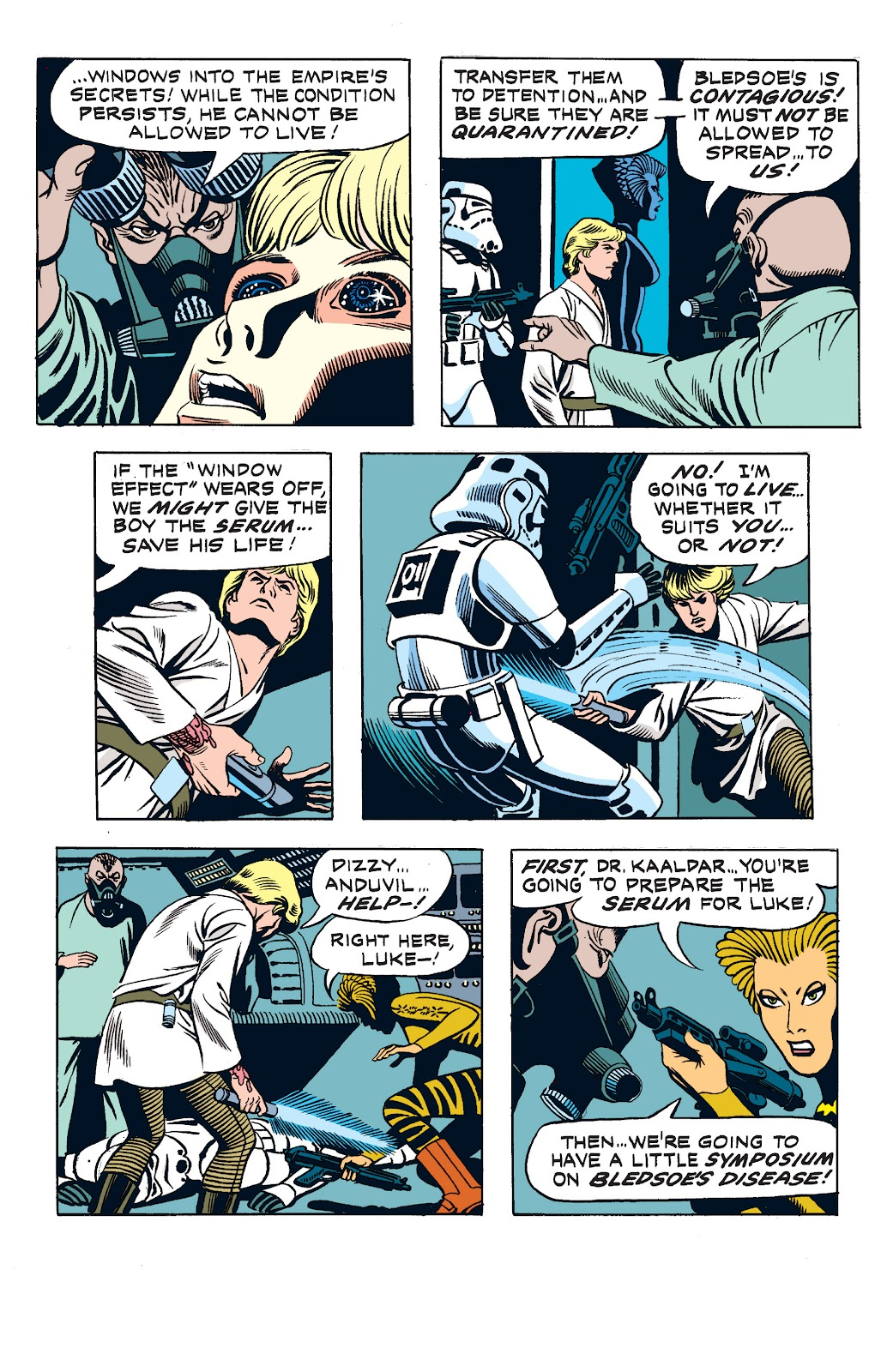 Read online Star Wars Legends: The Newspaper Strips - Epic Collection comic -  Issue # TPB (Part 2) - 41