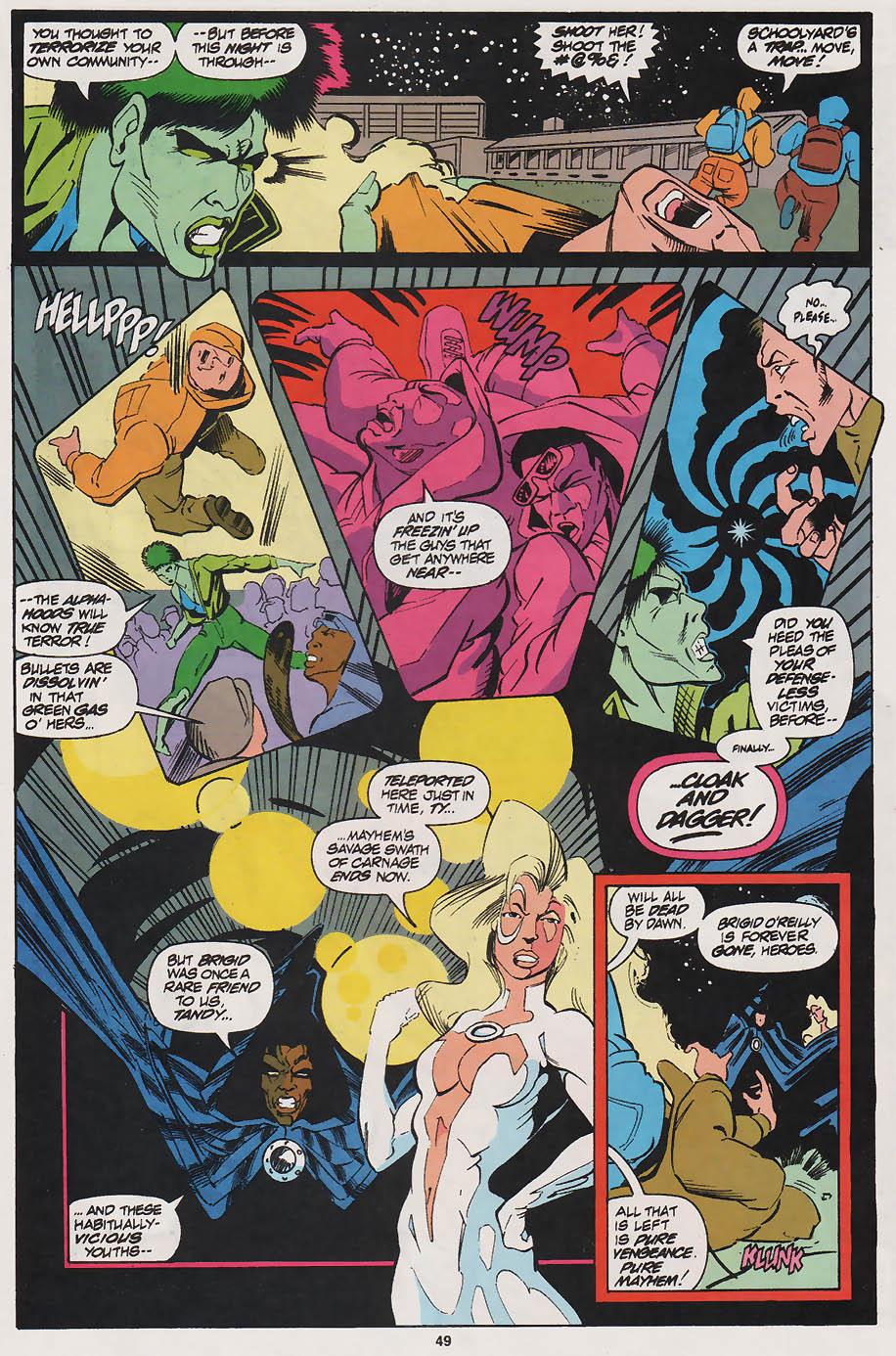 Web of Spider-Man (1985) _Annual 9 #9 - English 41