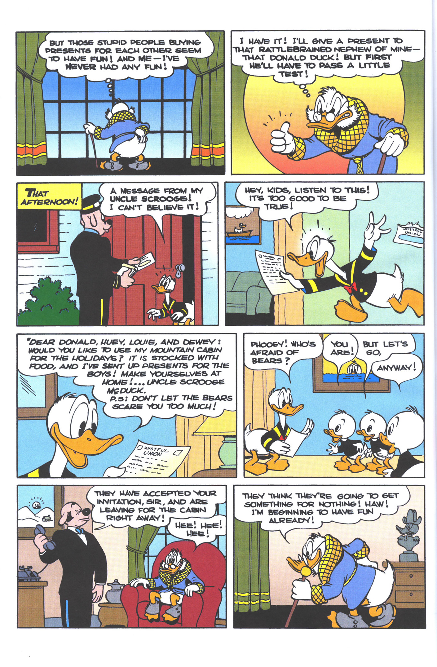 Read online Uncle Scrooge (1953) comic -  Issue #372 - 4