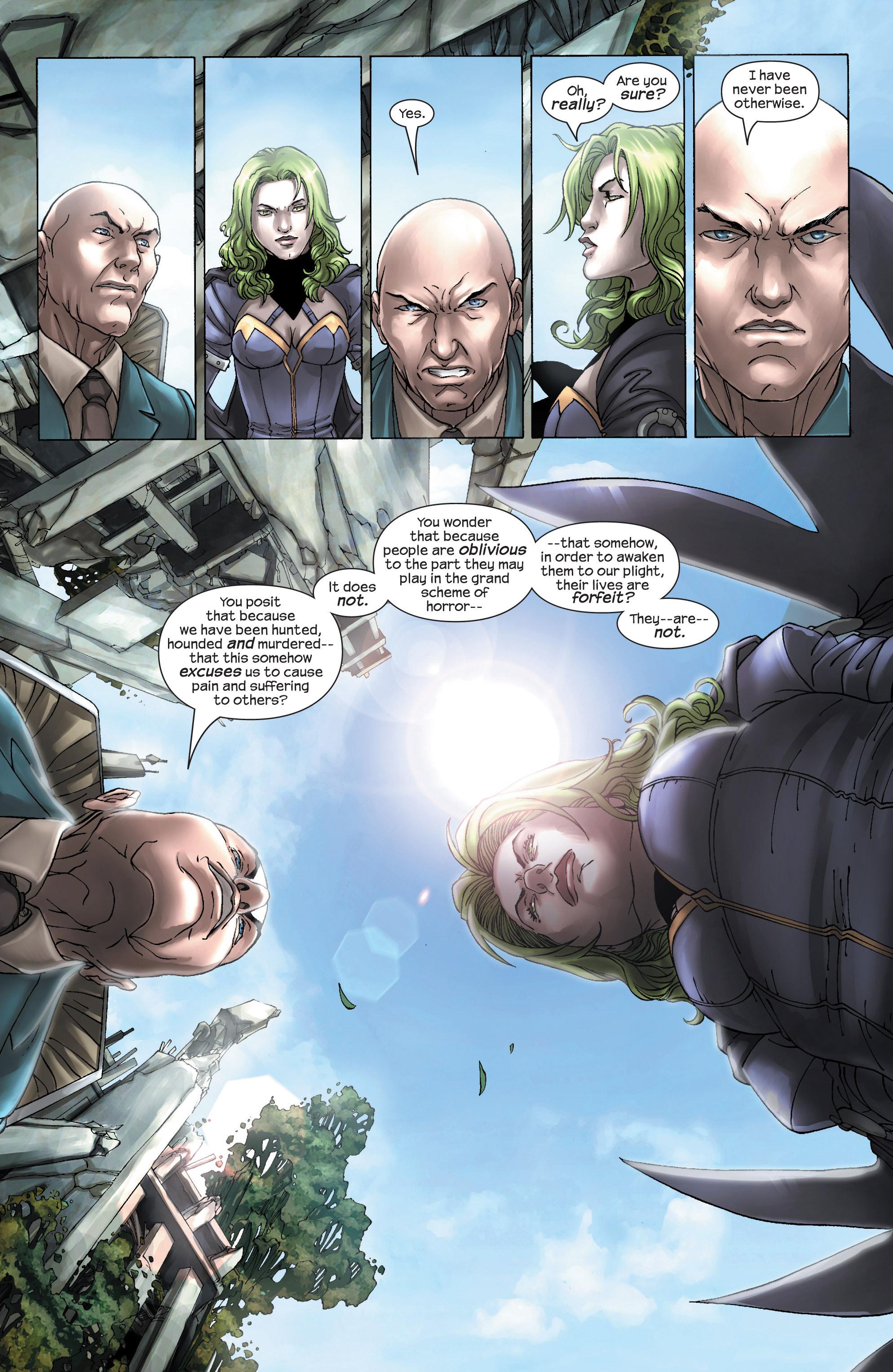 Read online Uncanny X-Men (1963) comic -  Issue #443 - 10