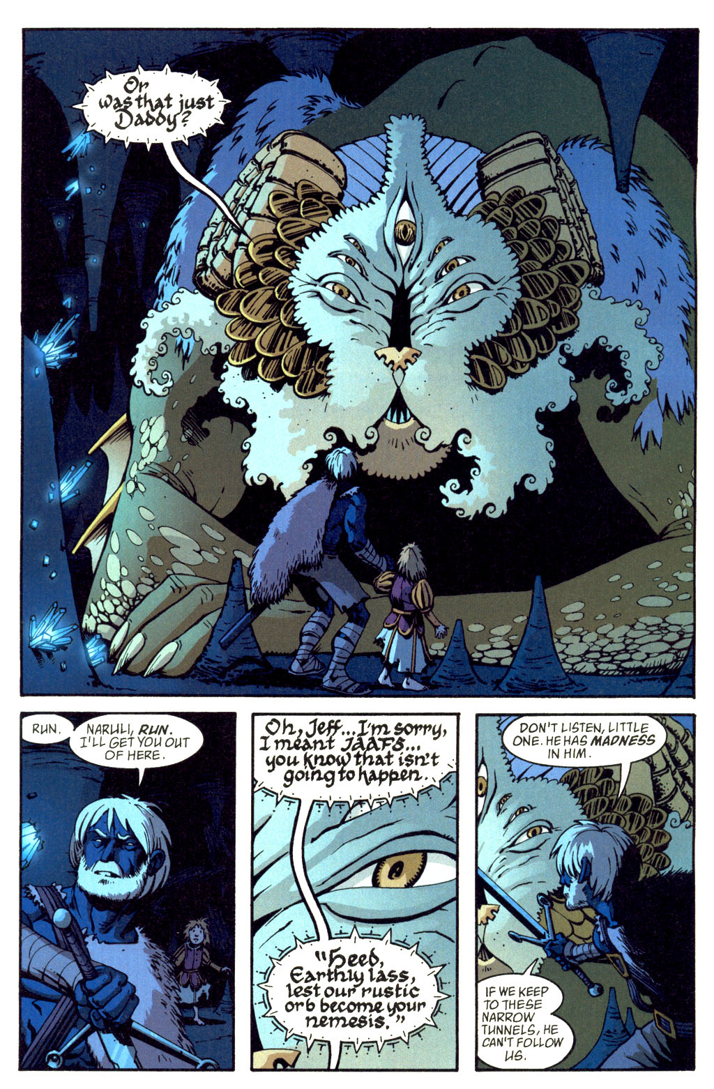 Read online Smax comic -  Issue #2 - 22