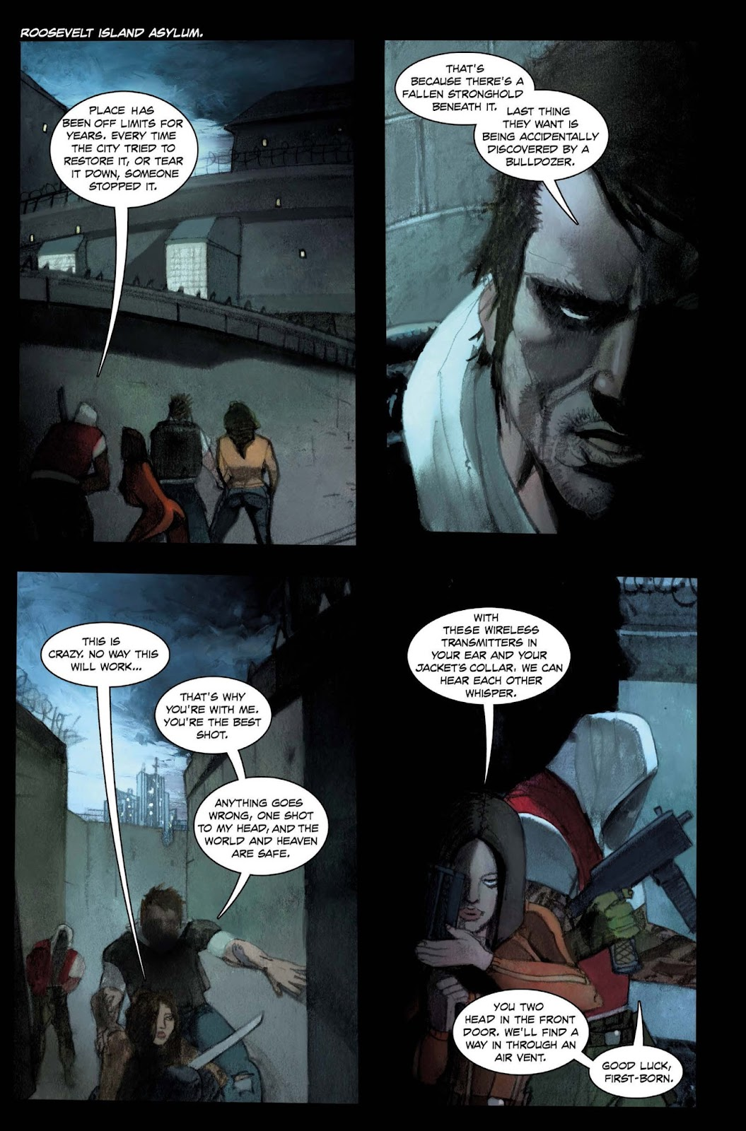 13 Coins issue TPB - Page 139