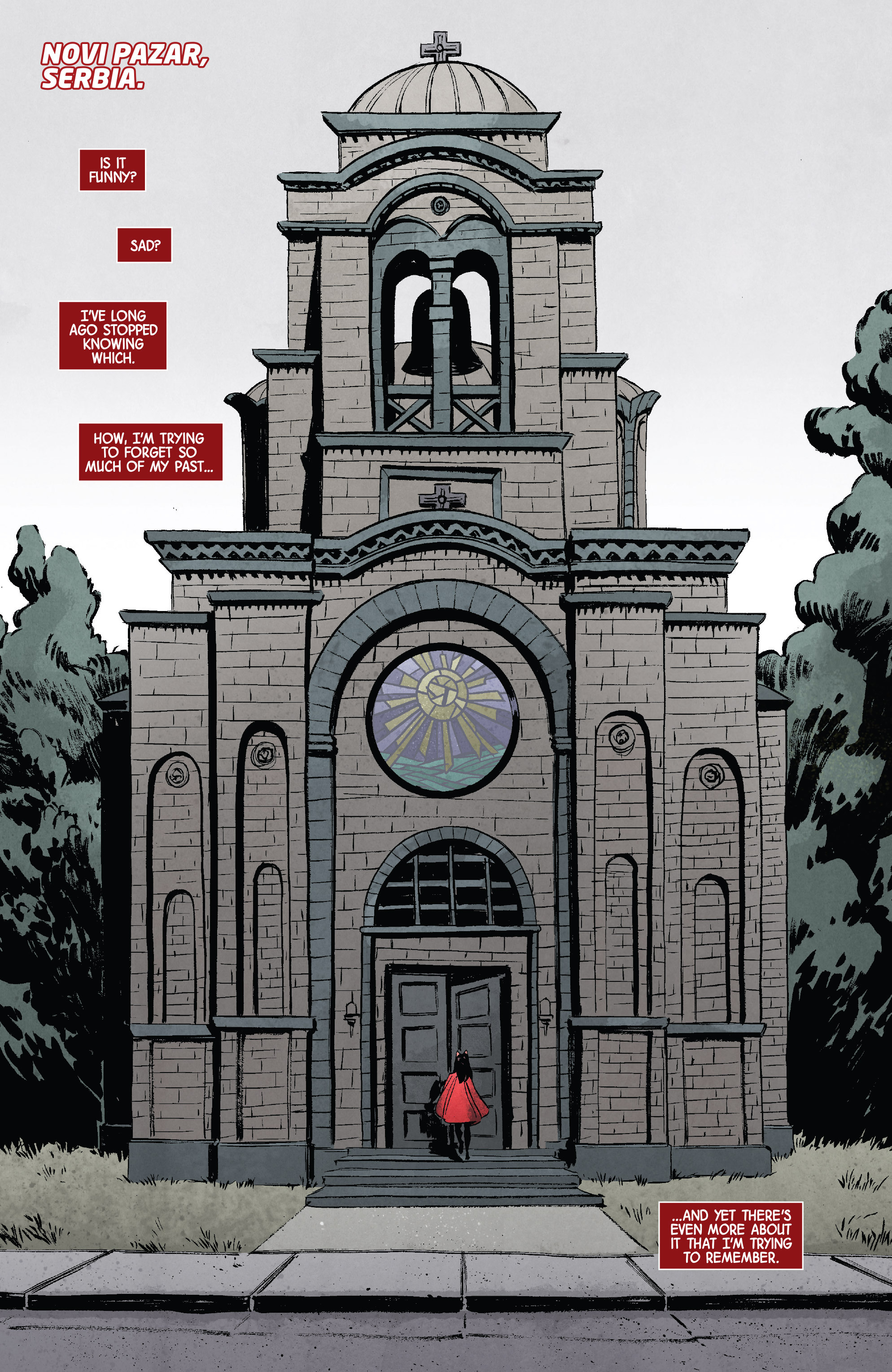 Read online Scarlet Witch (2016) comic -  Issue #11 - 3