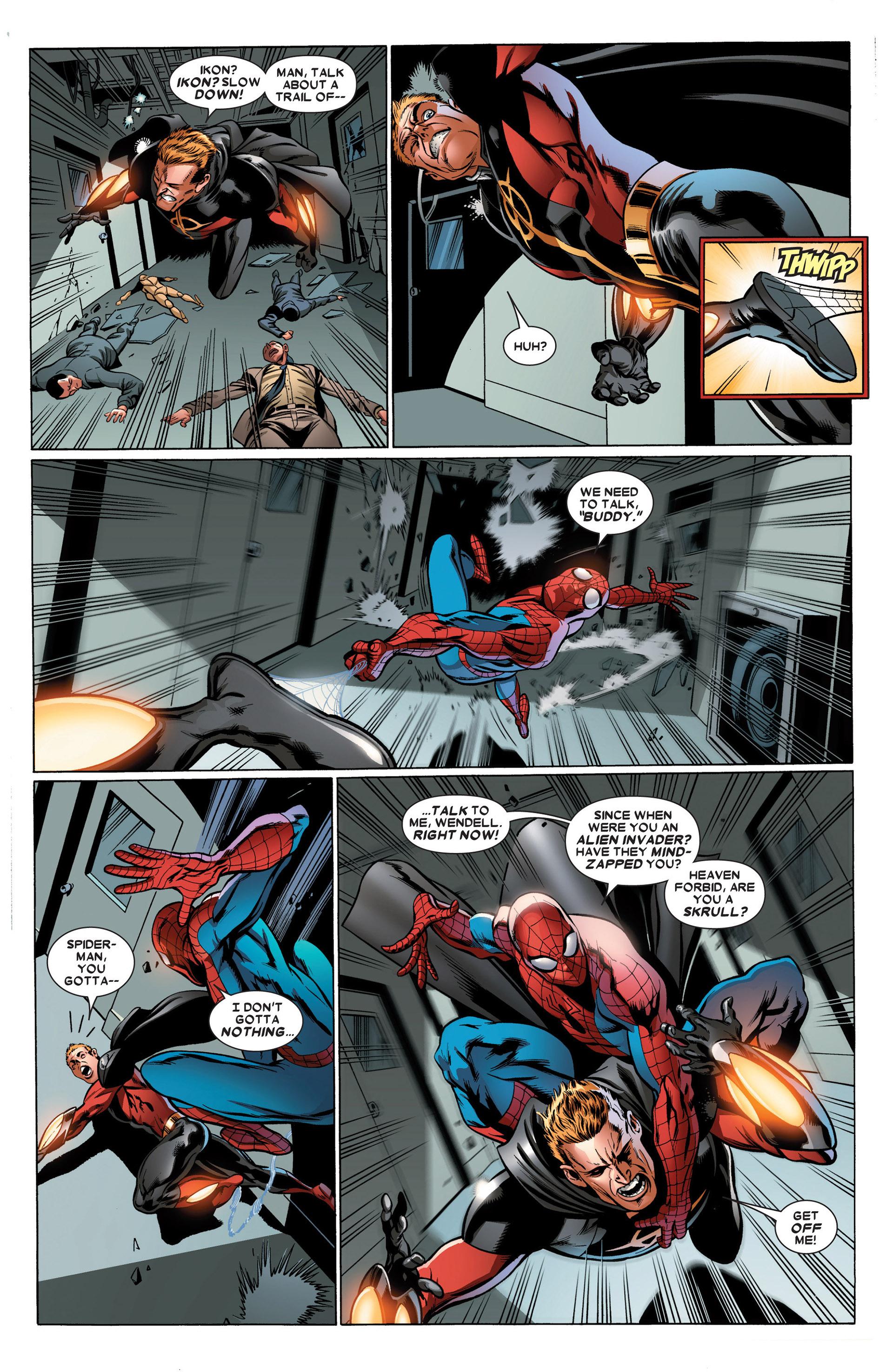 Read online Annihilators: Earthfall comic -  Issue #2 - 13