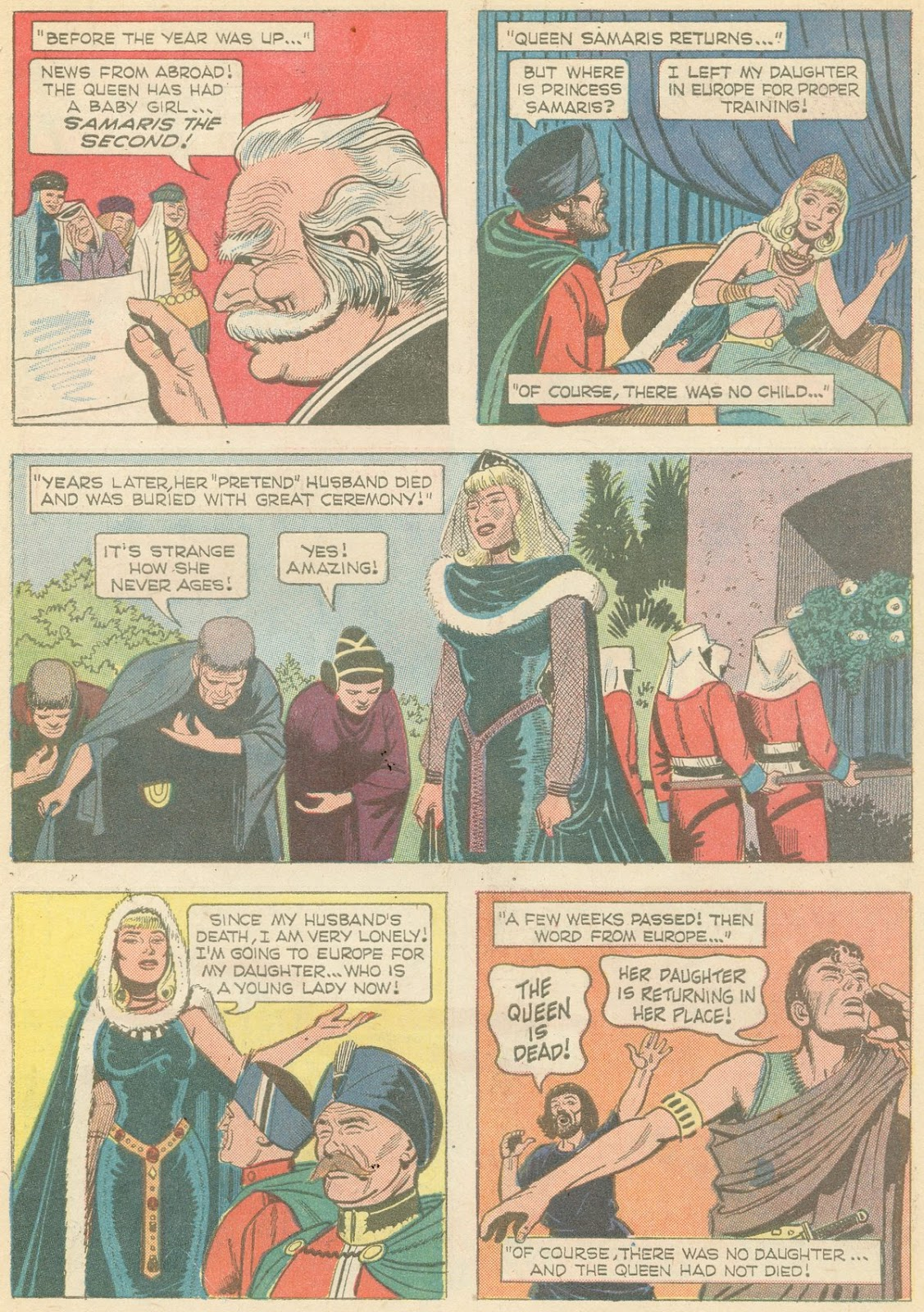 The Phantom (1962) issue 17 - Page 7