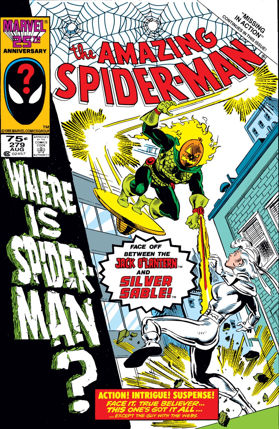 The Amazing Spider-Man (1963) 279 Page 1