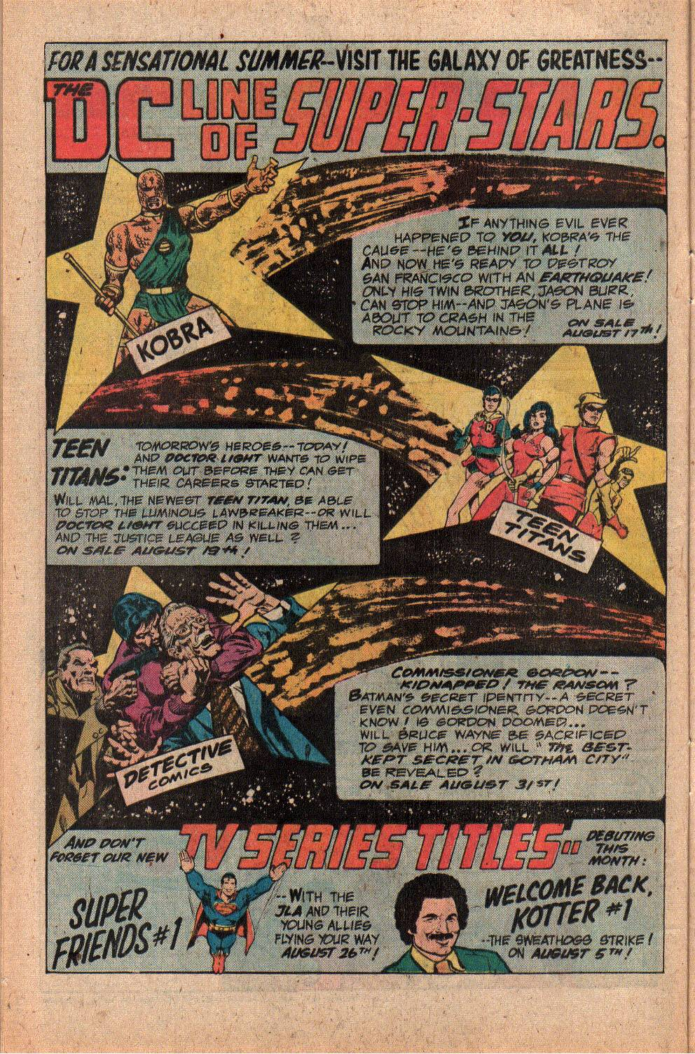 Read online Shazam! (1973) comic -  Issue #26 - 8