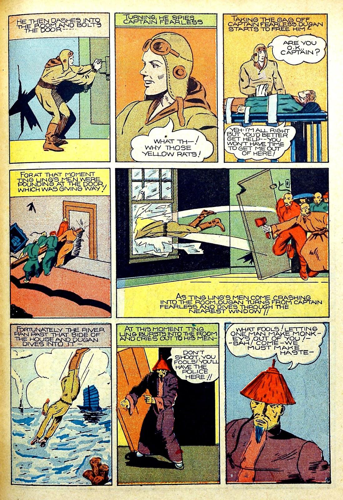Read online Silver Streak Comics comic -  Issue #22 - 53