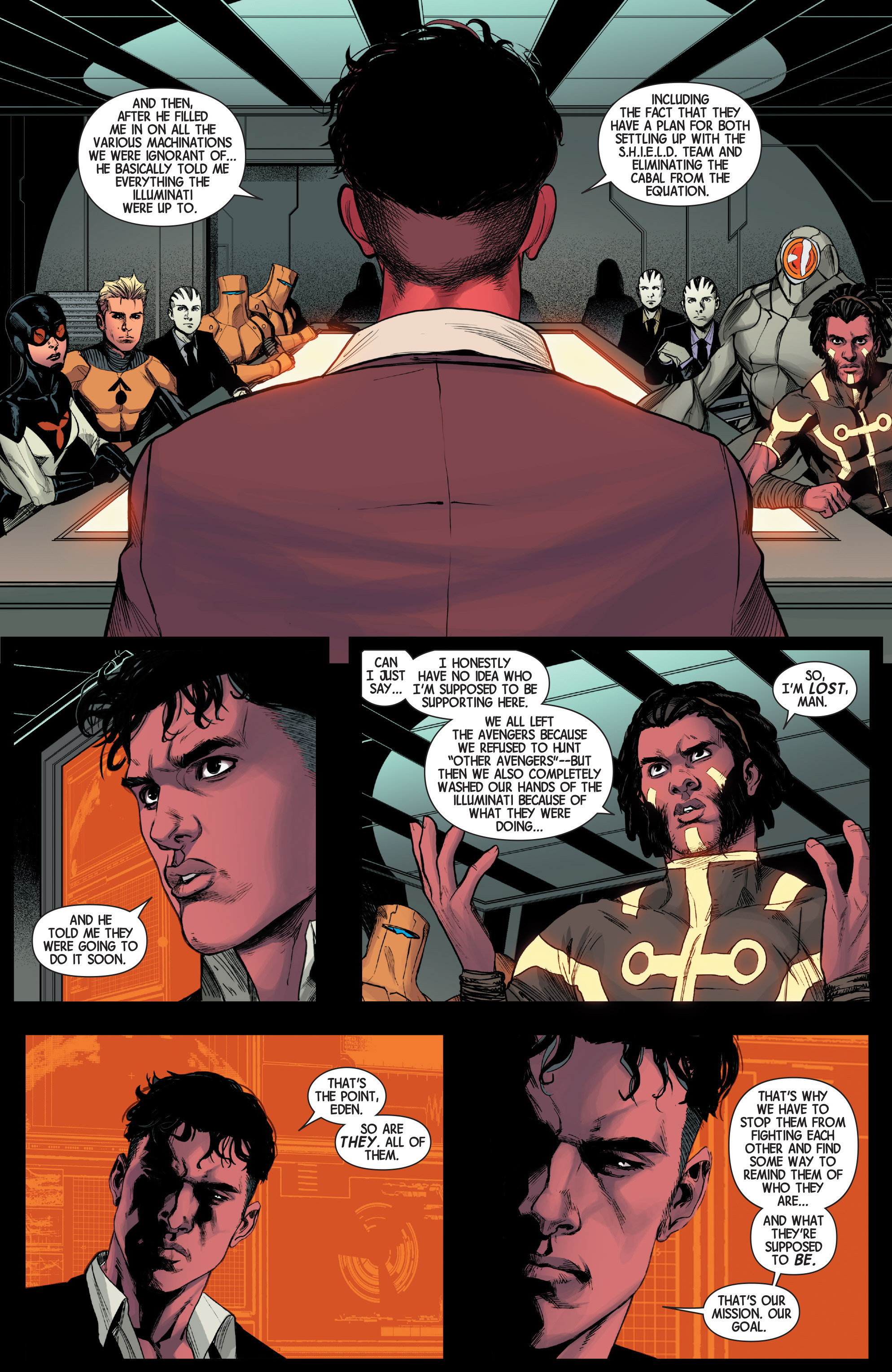 Read online Avengers (2013) comic -  Issue #38 - 15