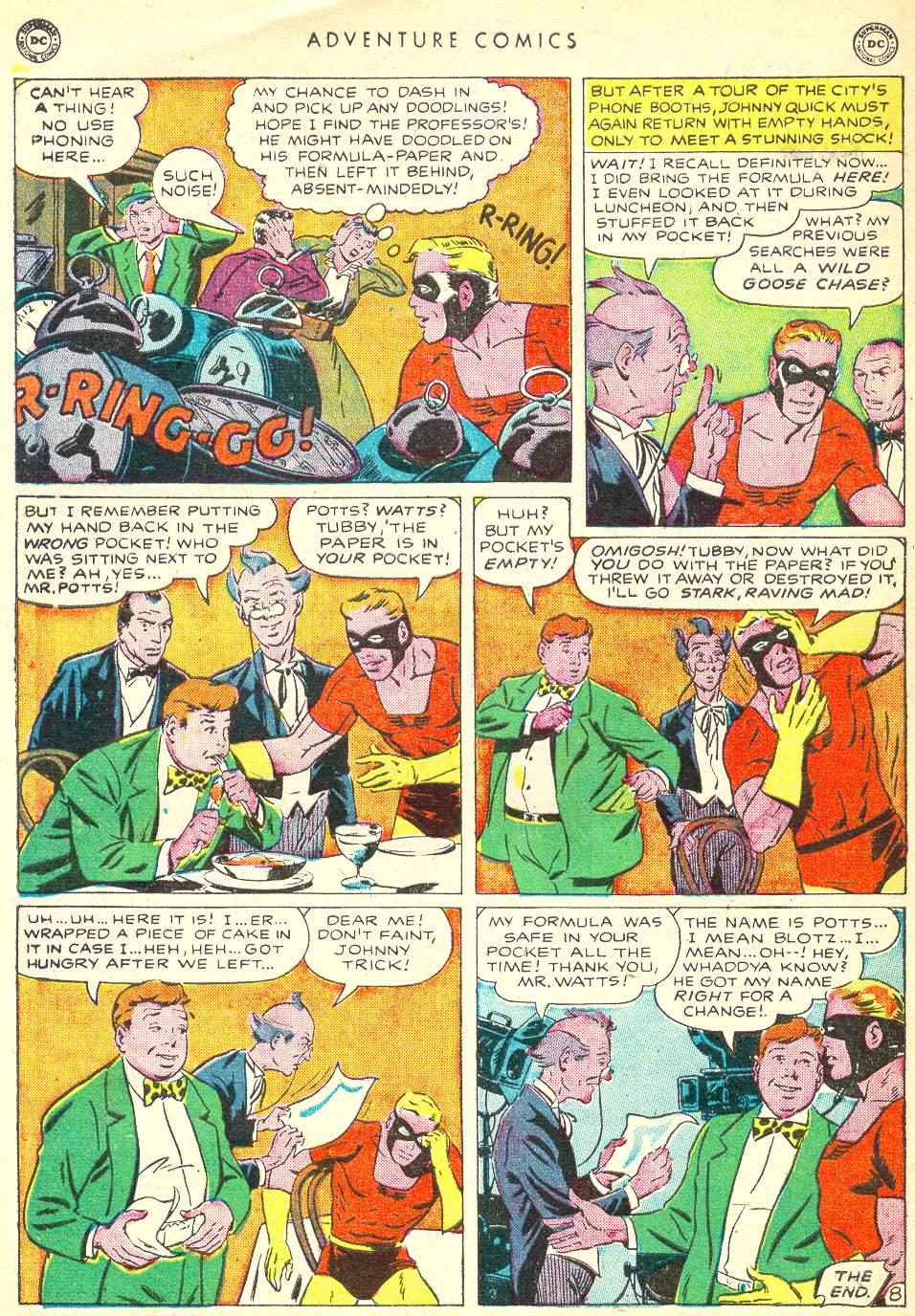 Read online Adventure Comics (1938) comic -  Issue #146 - 48