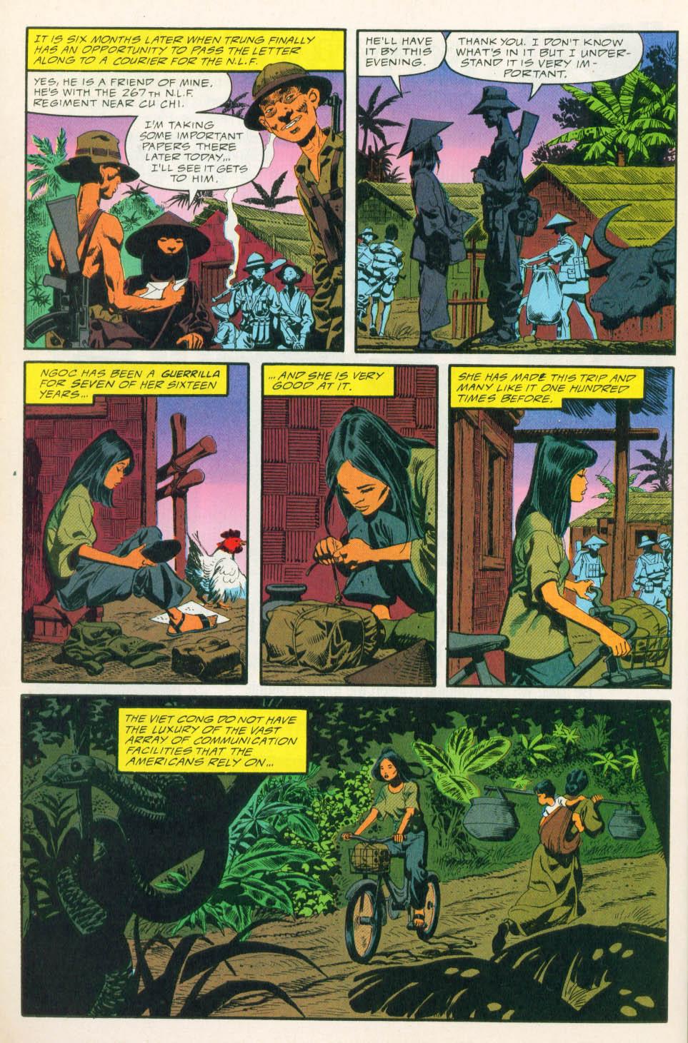 The Nam #84 #84 - English 19
