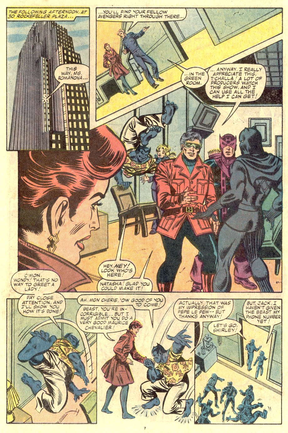 The Avengers (1963) 239 Page 7