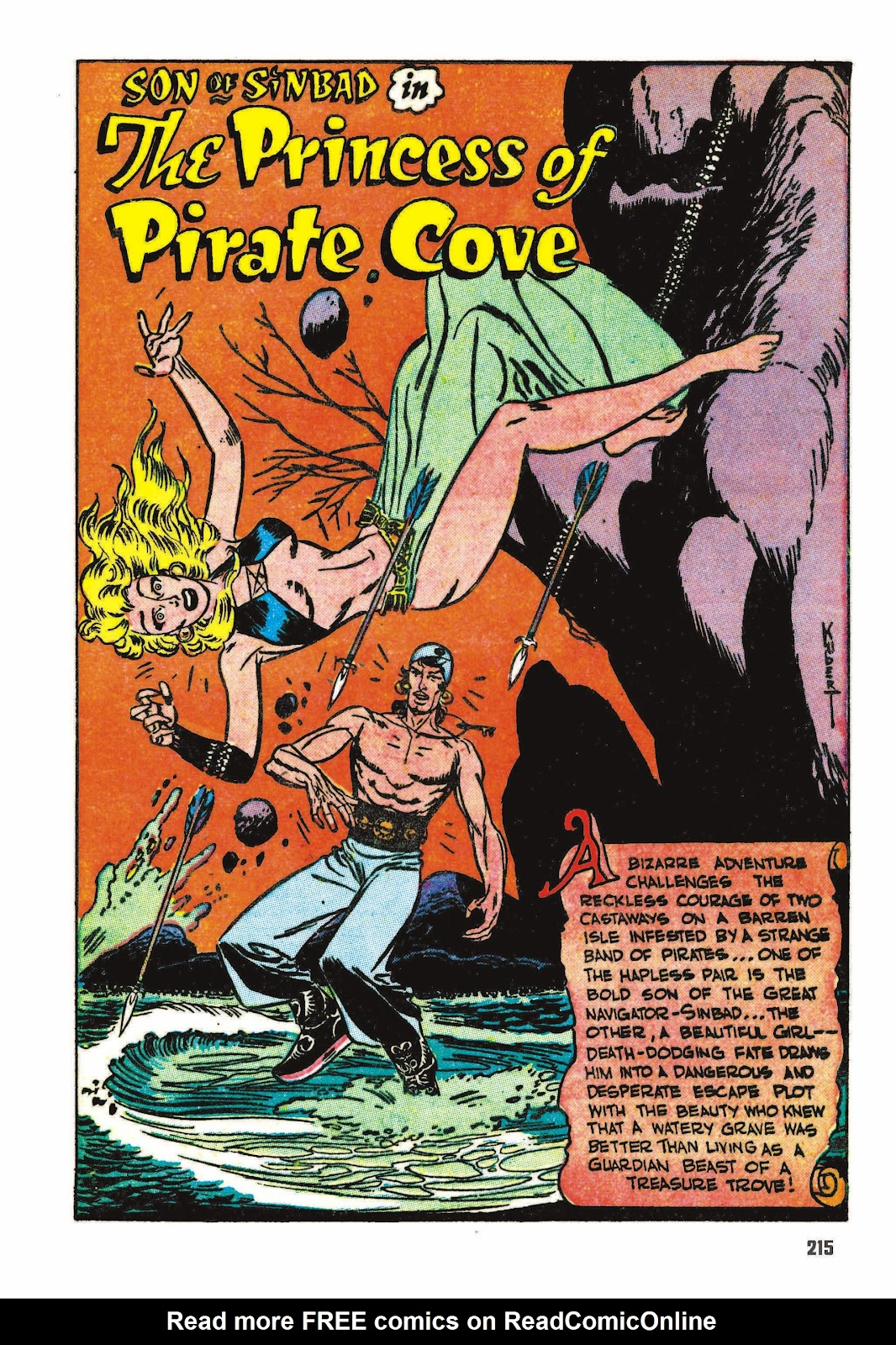 Read online The Joe Kubert Archives comic -  Issue # TPB (Part 3) - 26