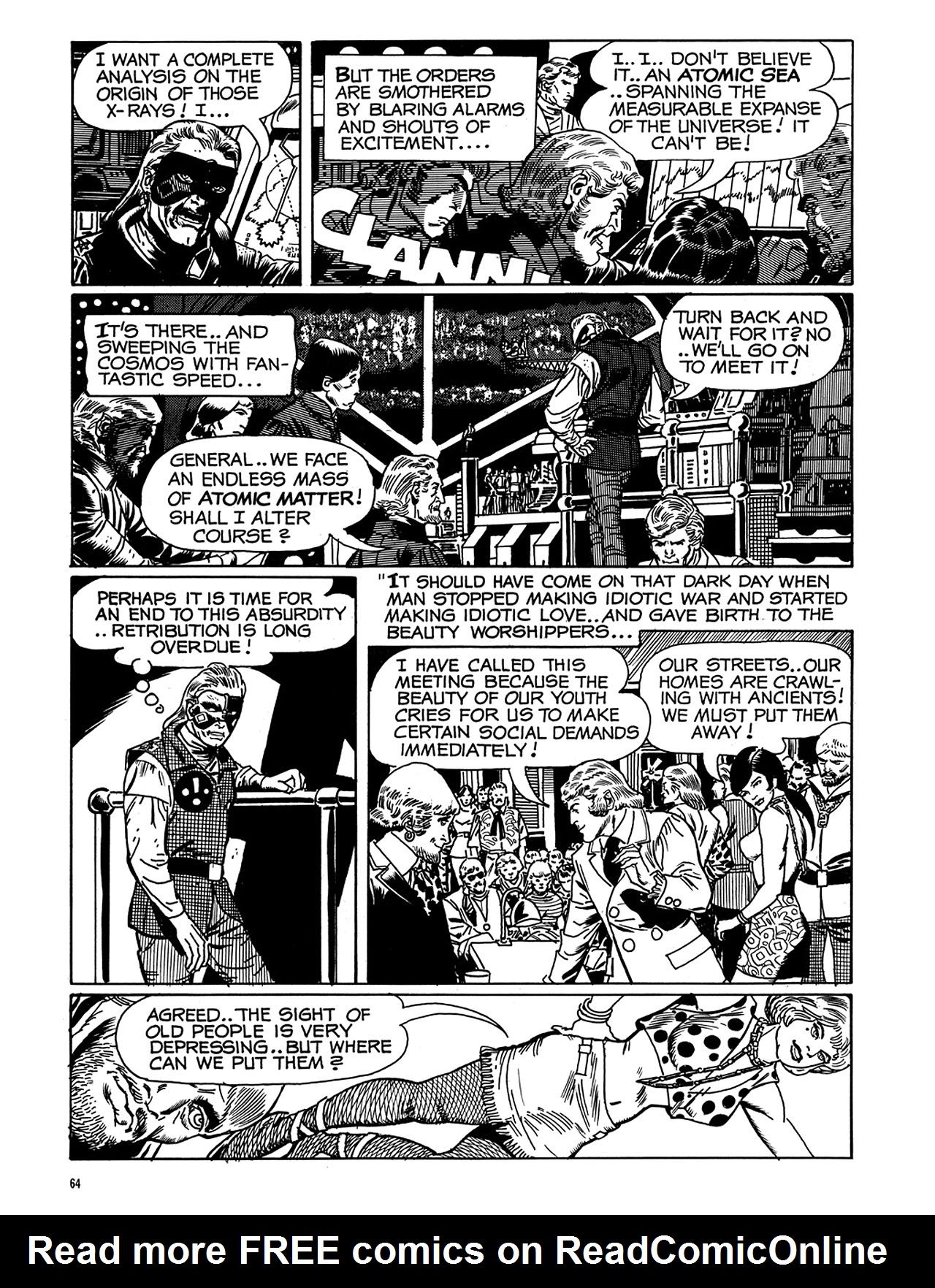 Read online Eerie Archives comic -  Issue # TPB 6 - 65