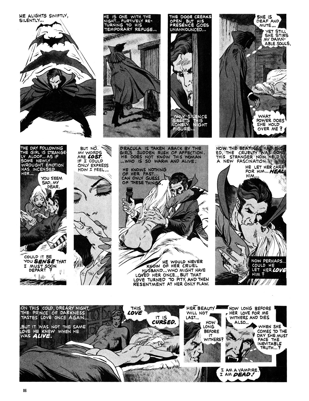 Read online Eerie Archives comic -  Issue # TPB 10 - 87