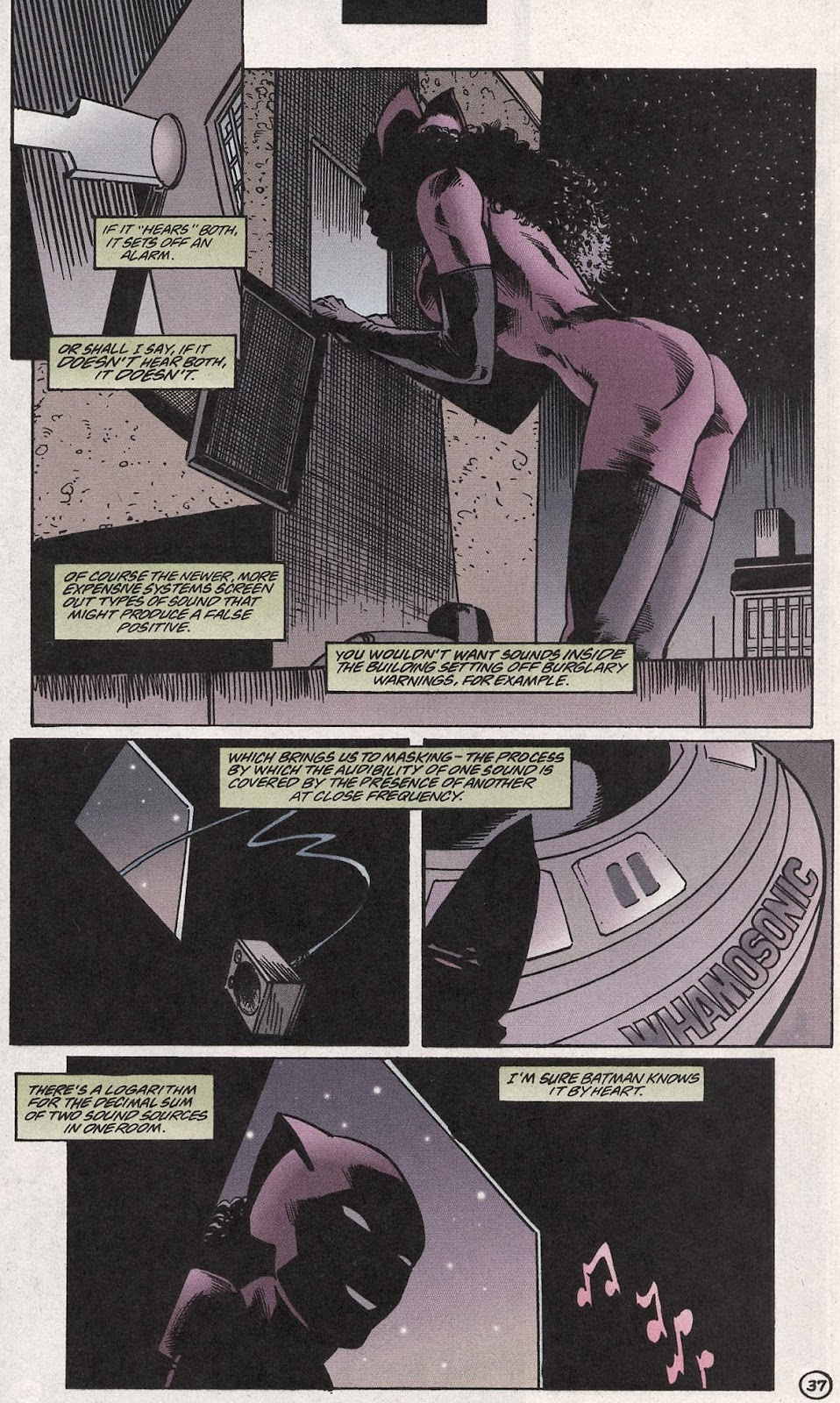 Catwoman (1993) Annual 4 #4 - English 39