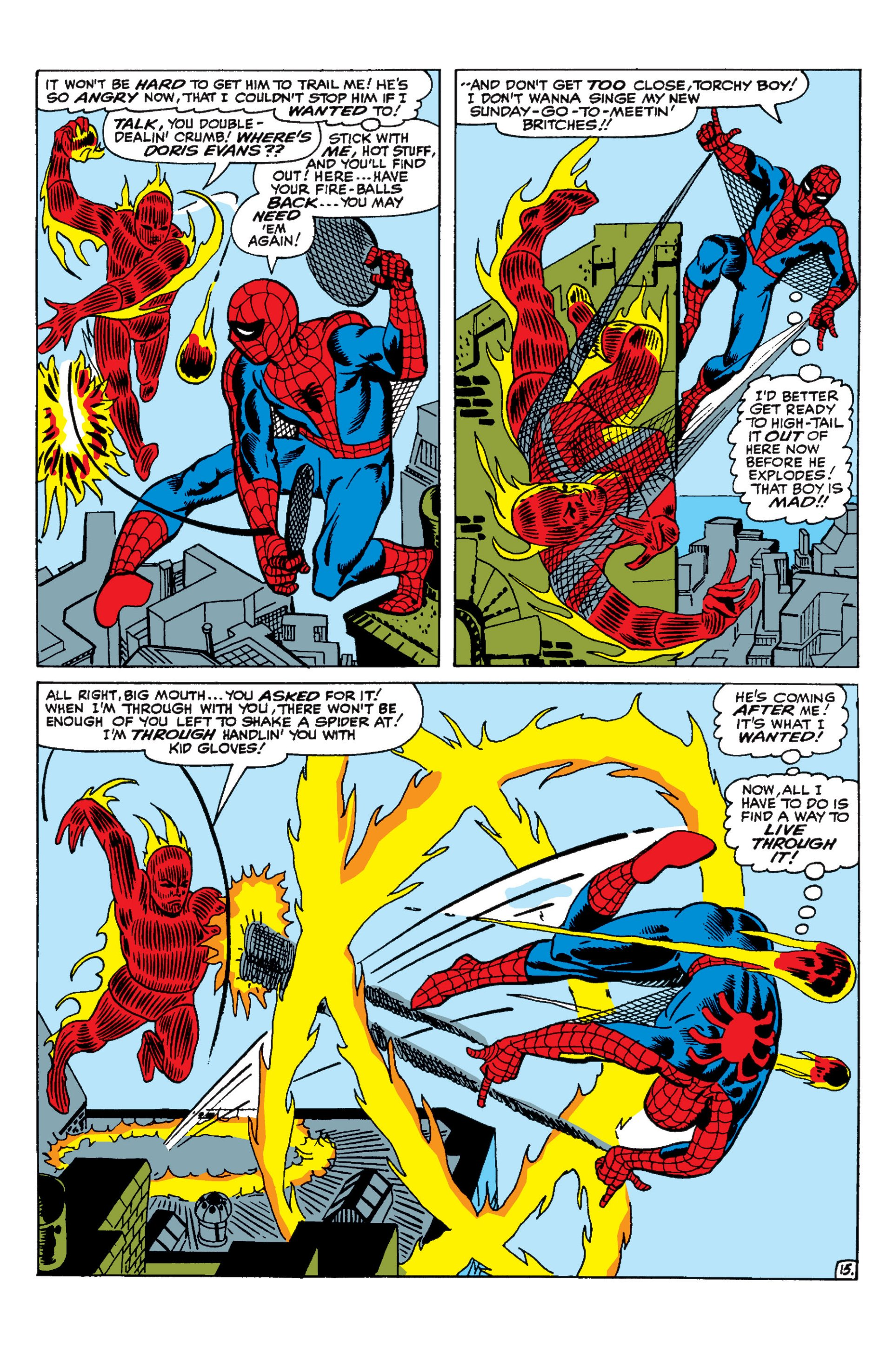 The Amazing Spider-Man (1963) 21 Page 15