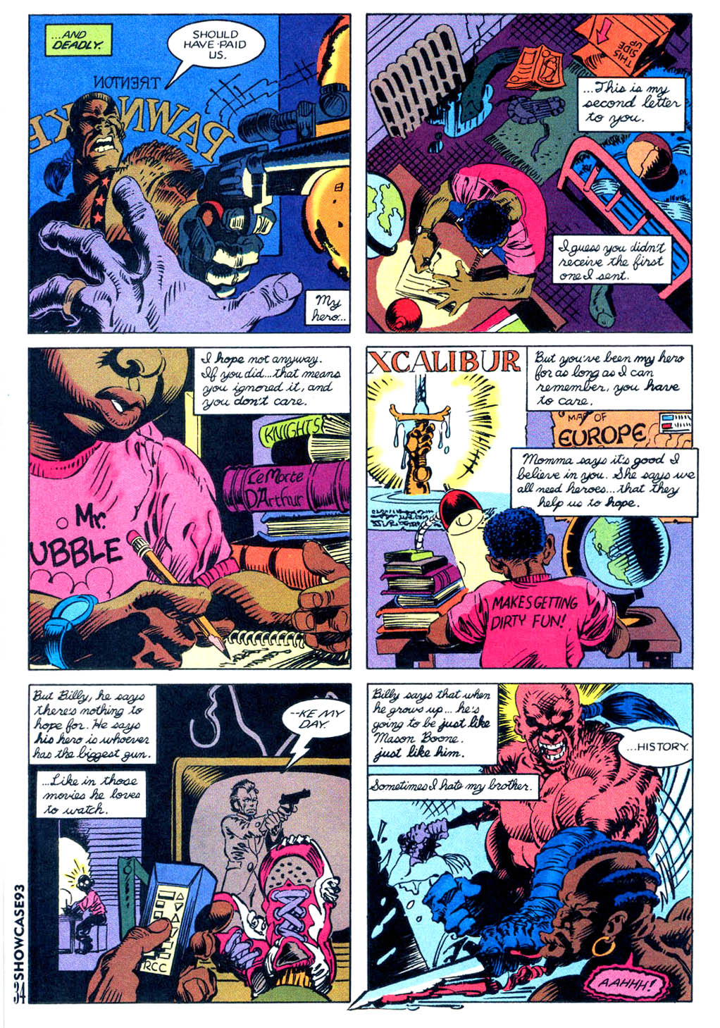 Read online Showcase '93 comic -  Issue #9 - 30