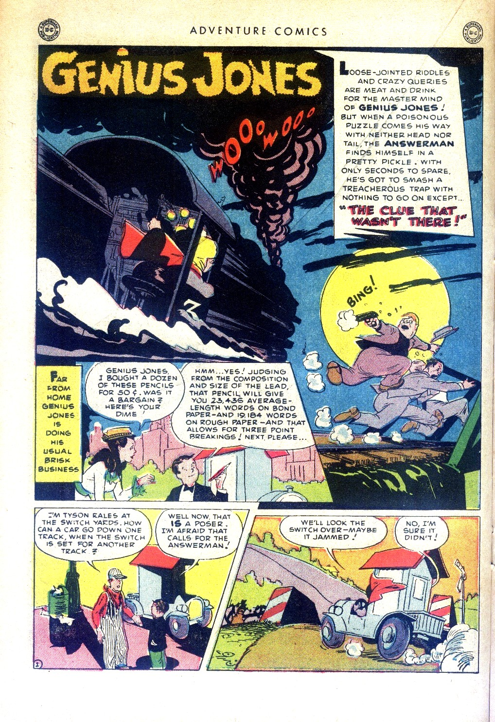 Read online Adventure Comics (1938) comic -  Issue #97 - 24