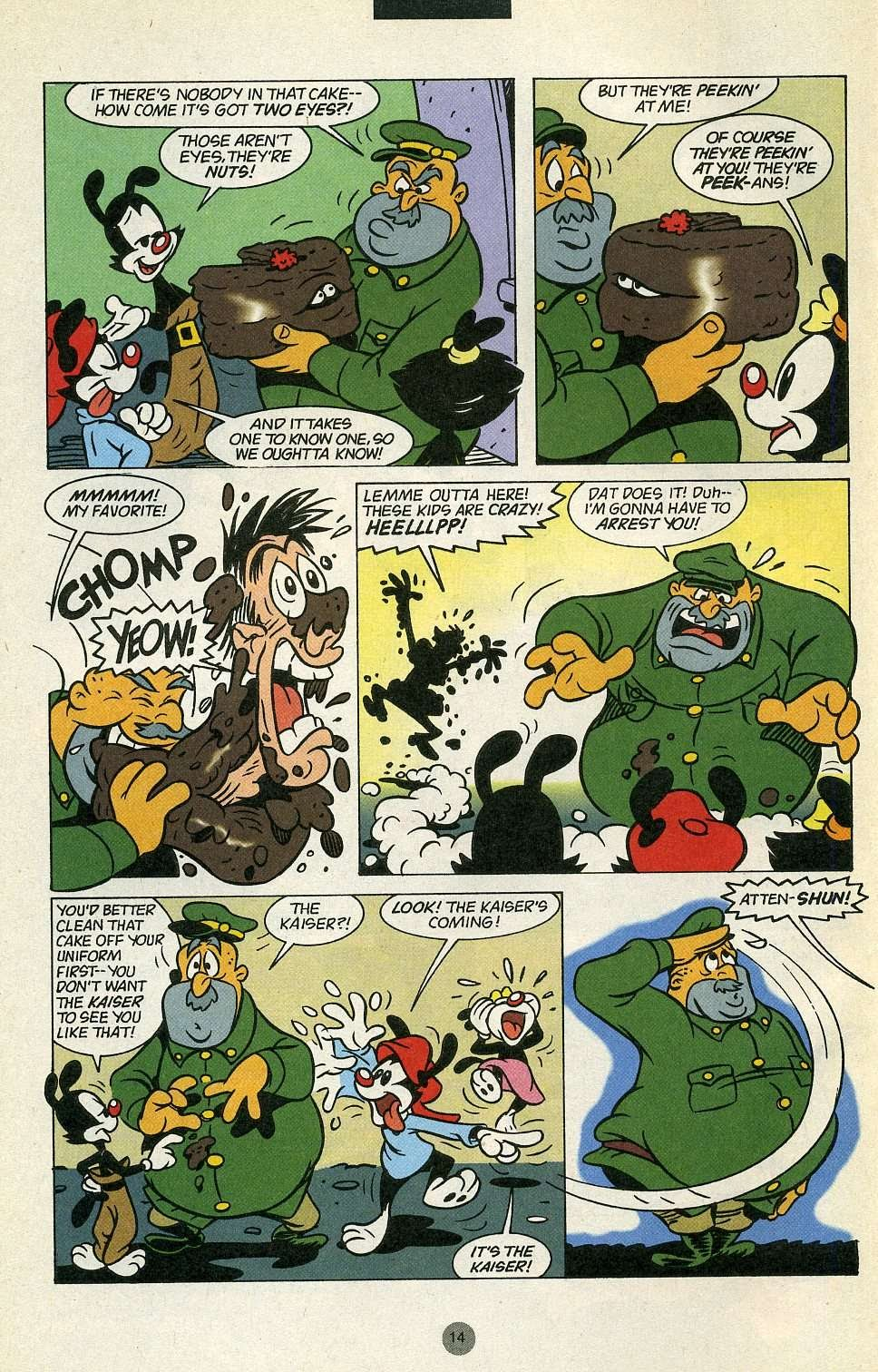 Animaniacs (1995) issue 14 - Page 16