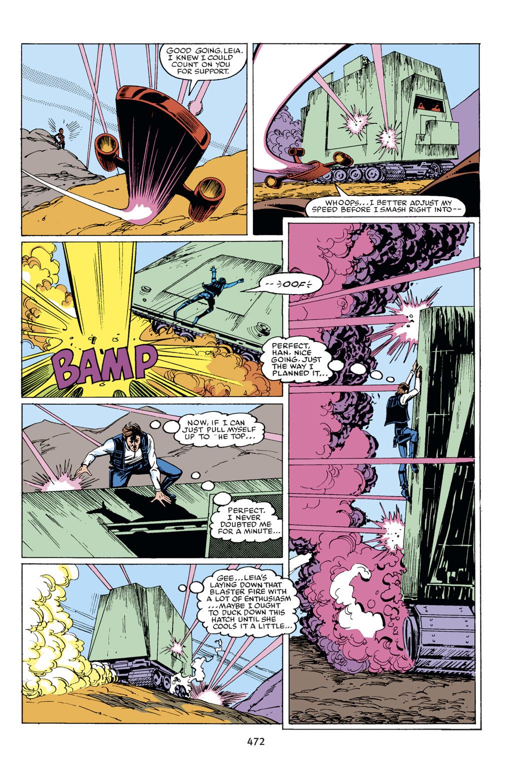 Read online Star Wars Omnibus comic -  Issue # Vol. 18.5 - 189