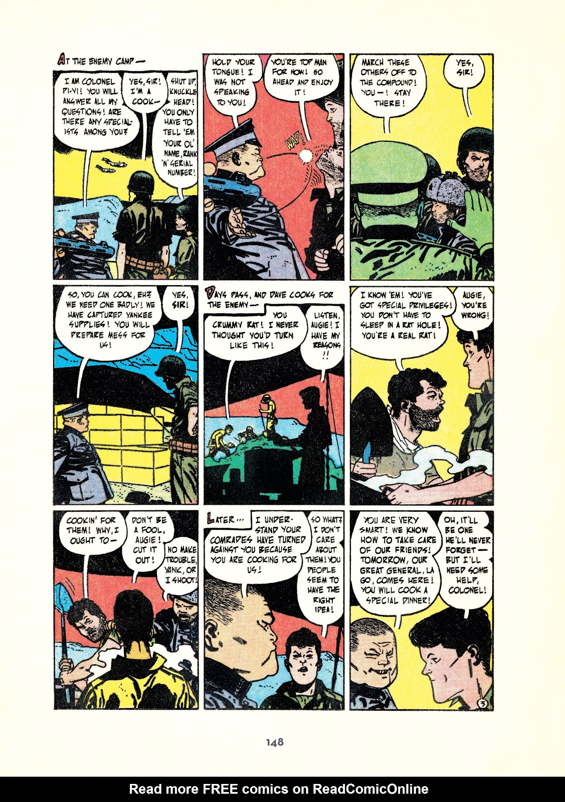 Read online Setting the Standard: Comics by Alex Toth 1952-1954 comic -  Issue # TPB (Part 2) - 49